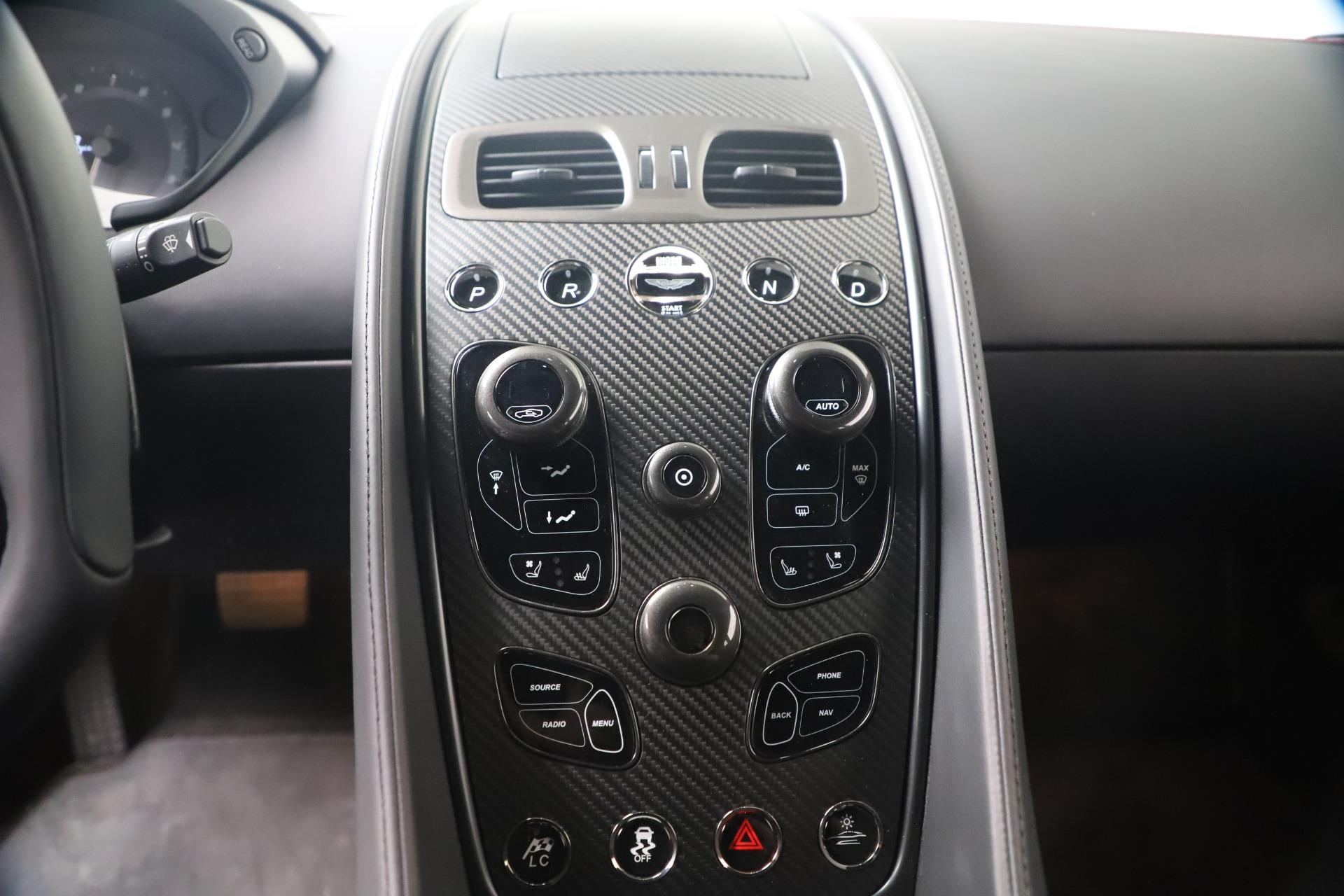 New 2019 Aston Martin Vanquish Zagato Shooting Brake For Sale In Greenwich, CT. Alfa Romeo of Greenwich, 7664C 3512_p38