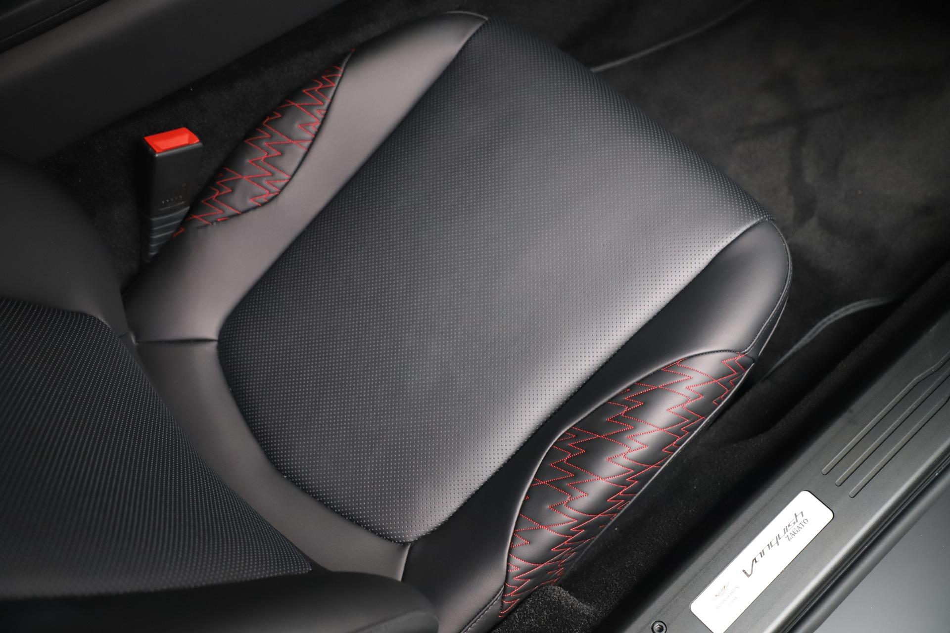 New 2019 Aston Martin Vanquish Zagato Shooting Brake For Sale In Greenwich, CT. Alfa Romeo of Greenwich, 7664C 3512_p46