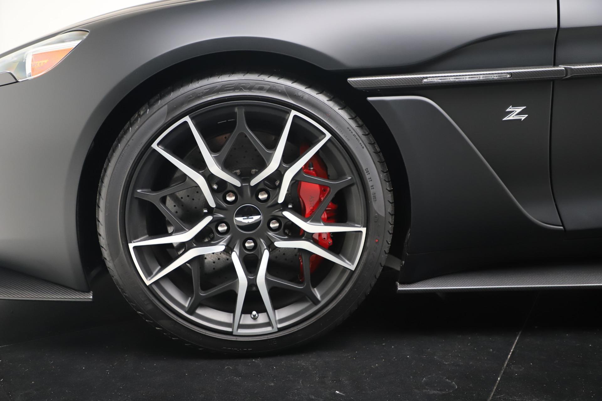 New 2019 Aston Martin Vanquish Zagato Shooting Brake For Sale In Greenwich, CT. Alfa Romeo of Greenwich, 7664C 3512_p56