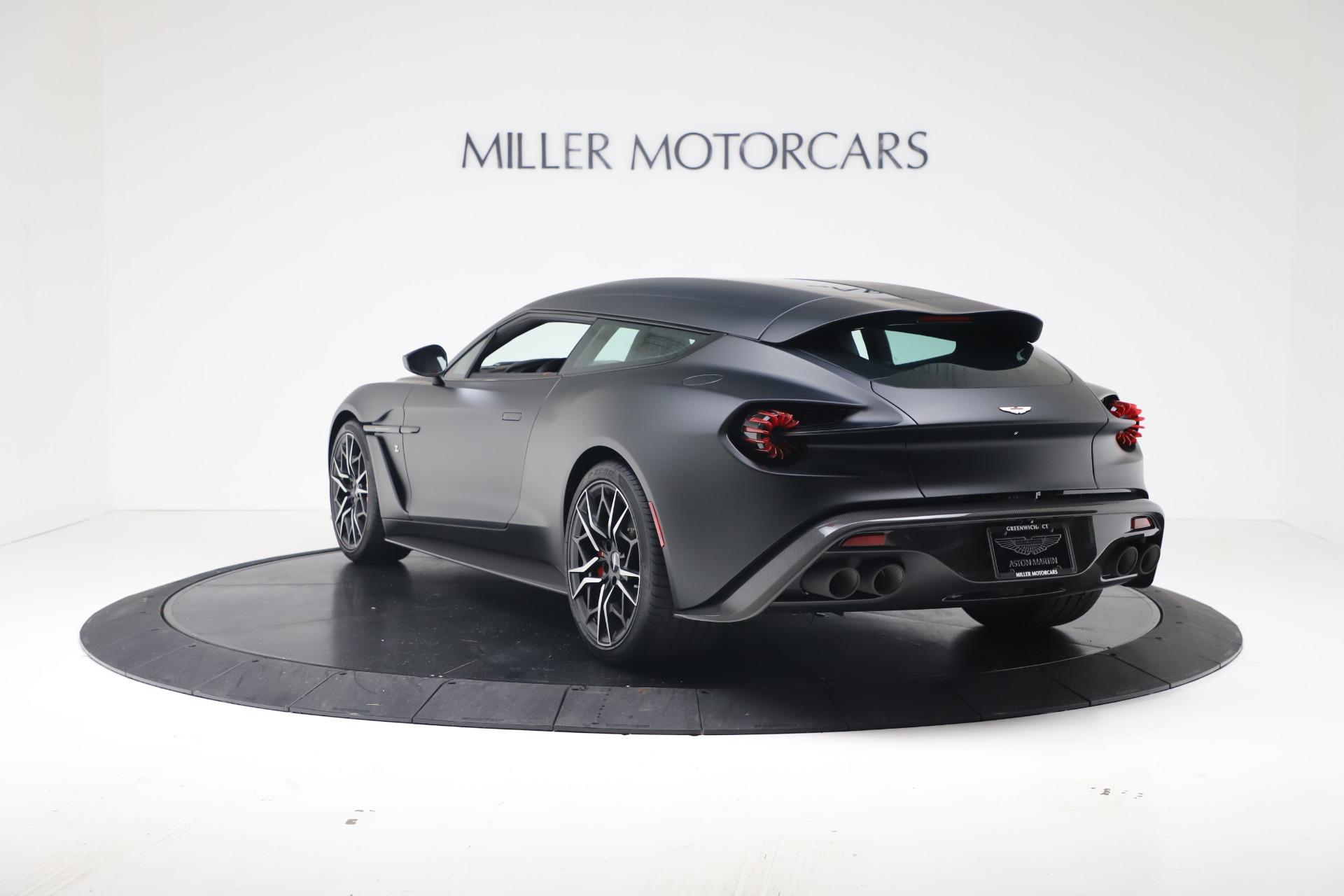 New 2019 Aston Martin Vanquish Zagato Shooting Brake For Sale In Greenwich, CT. Alfa Romeo of Greenwich, 7664C 3512_p5