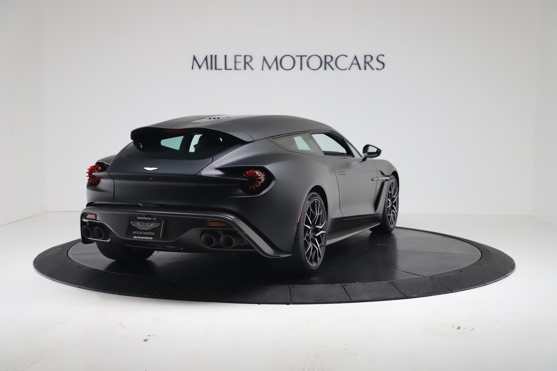 New 2019 Aston Martin Vanquish Zagato Shooting Brake For Sale In Greenwich, CT. Alfa Romeo of Greenwich, 7664C 3512_p7