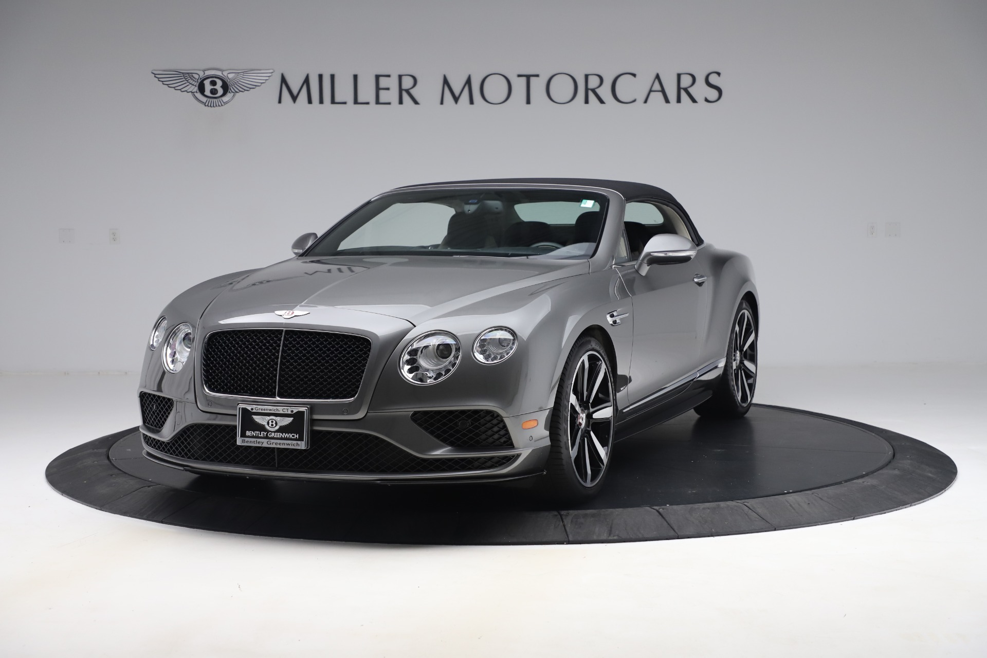 Used 2016 Bentley Continental GT V8 S For Sale In Greenwich, CT. Alfa Romeo of Greenwich, B1433A 3527_p13
