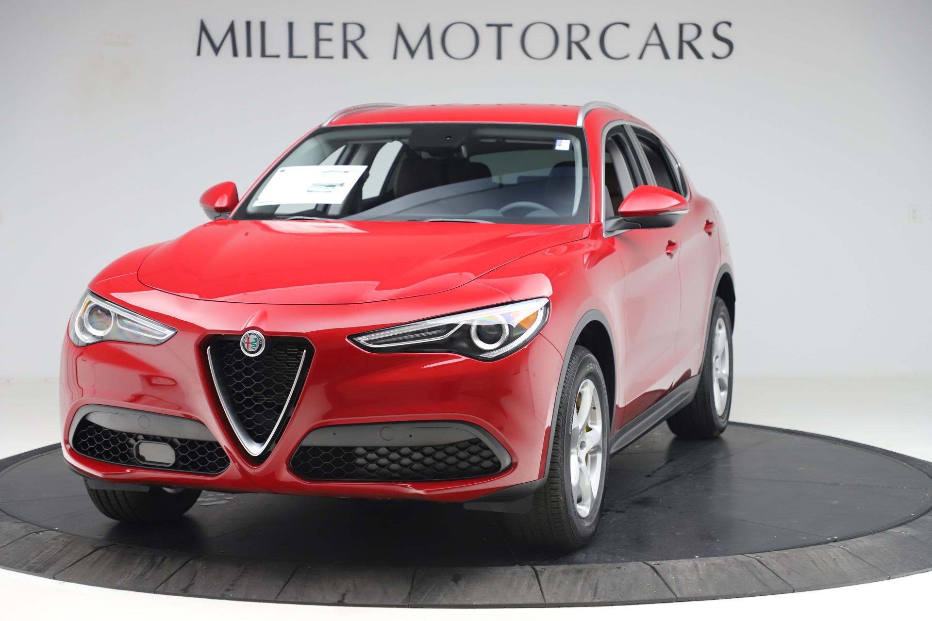 New 2019 Alfa Romeo Stelvio Q4 For Sale In Greenwich, CT. Alfa Romeo of Greenwich, LW392 3530_main