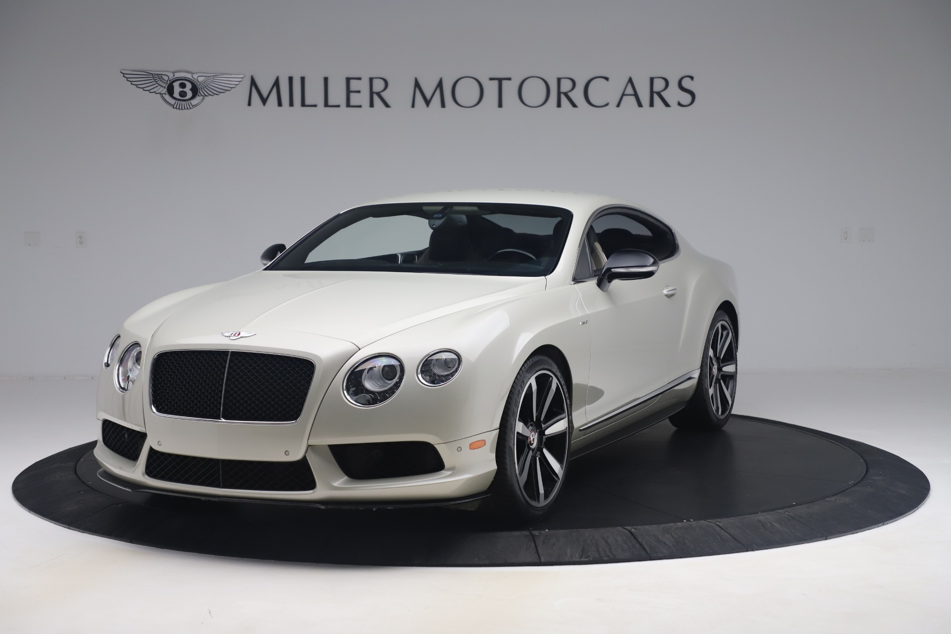 Used 2014 Bentley Continental GT V8 S For Sale In Greenwich, CT. Alfa Romeo of Greenwich, 7680 3541_main