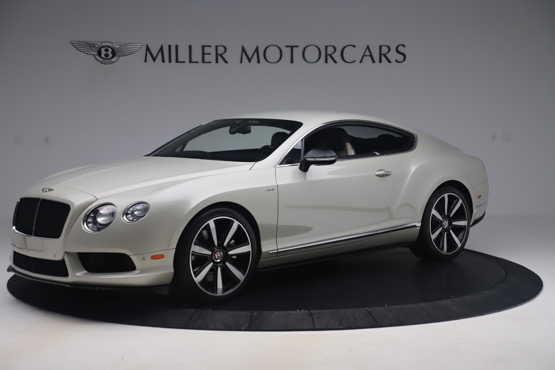 Used 2014 Bentley Continental GT V8 S For Sale In Greenwich, CT. Alfa Romeo of Greenwich, 7680 3541_p2