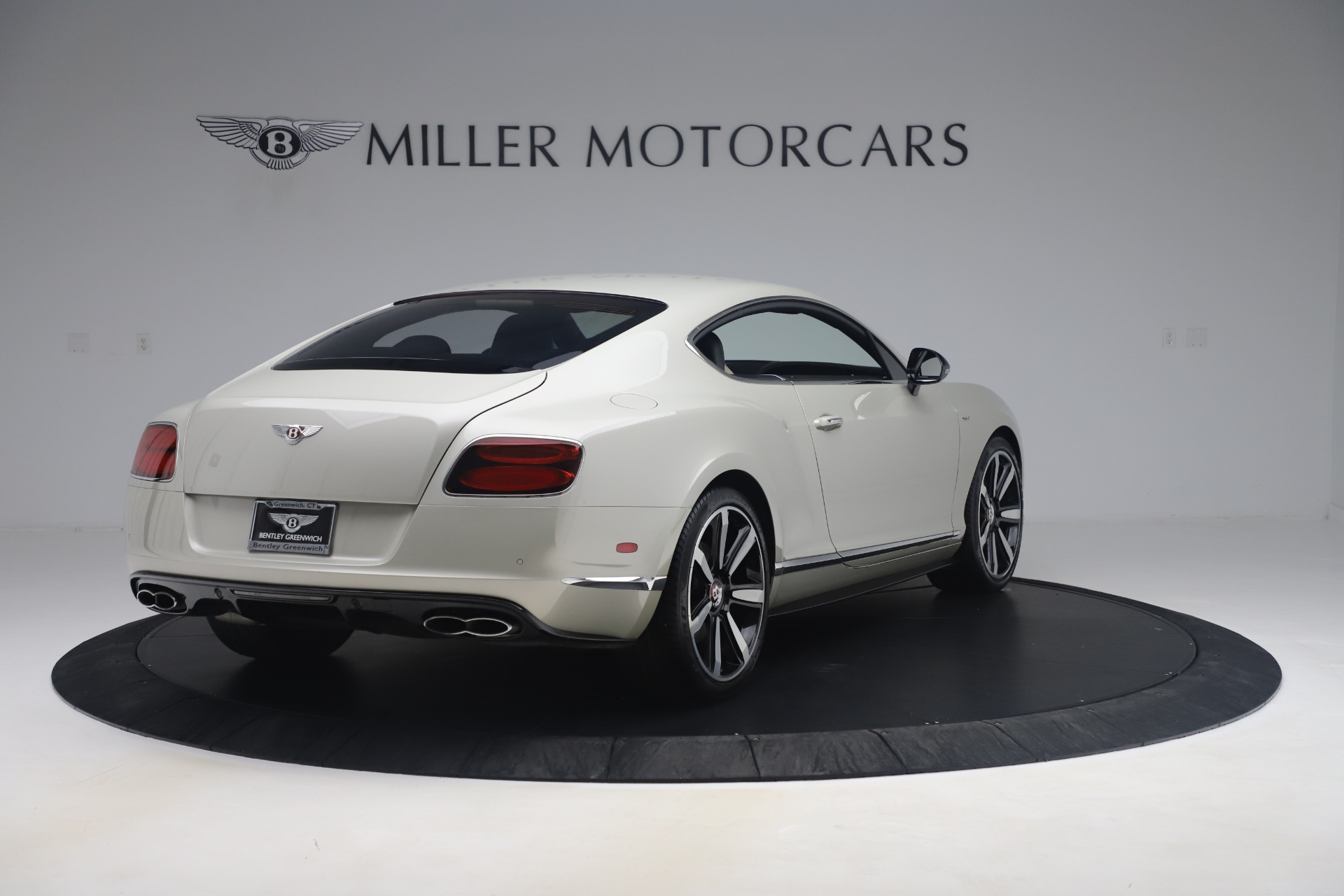 Used 2014 Bentley Continental GT V8 S For Sale In Greenwich, CT. Alfa Romeo of Greenwich, 7680 3541_p7