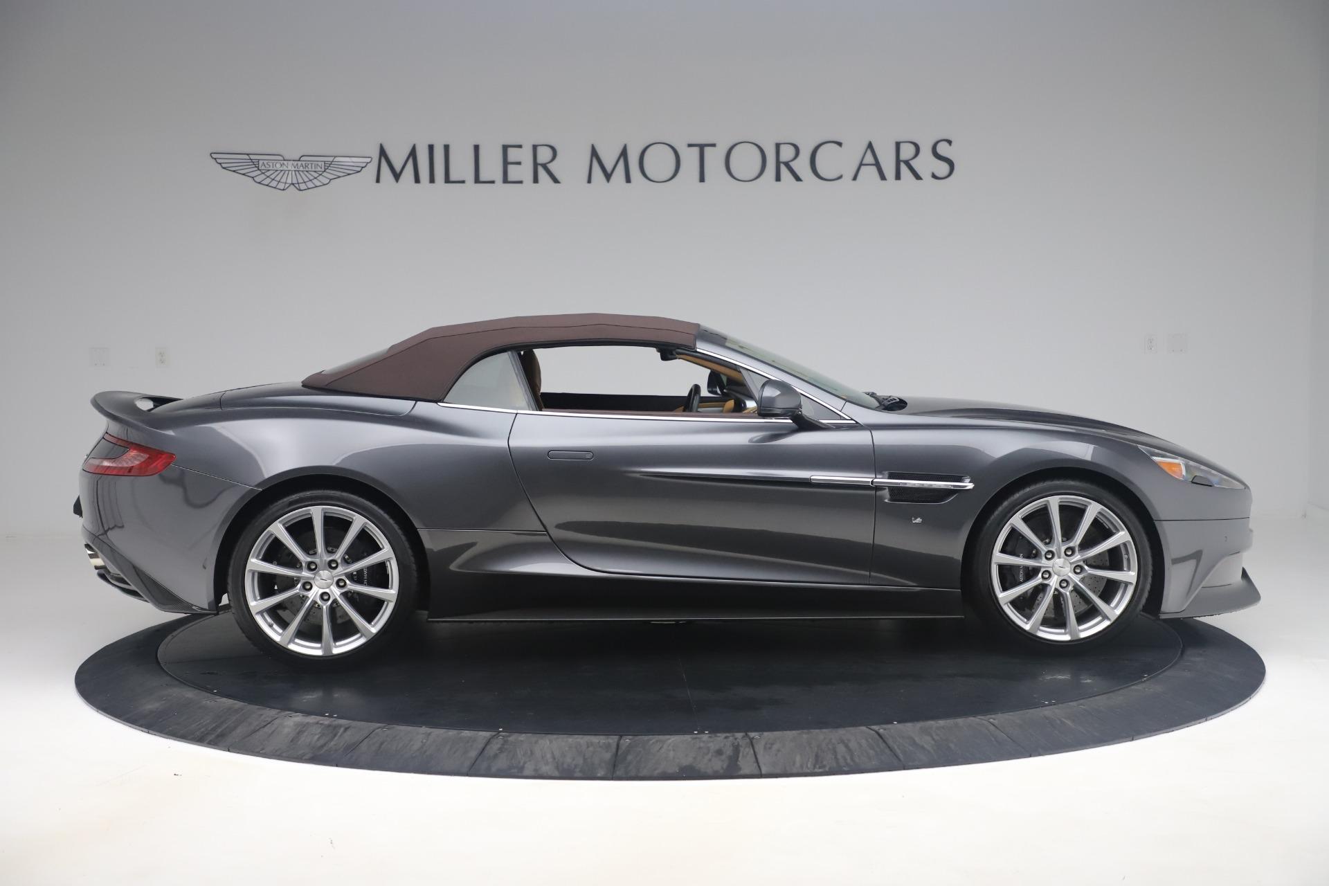 Used 2016 Aston Martin Vanquish Volante For Sale In Greenwich, CT. Alfa Romeo of Greenwich, 7676 3542_p13