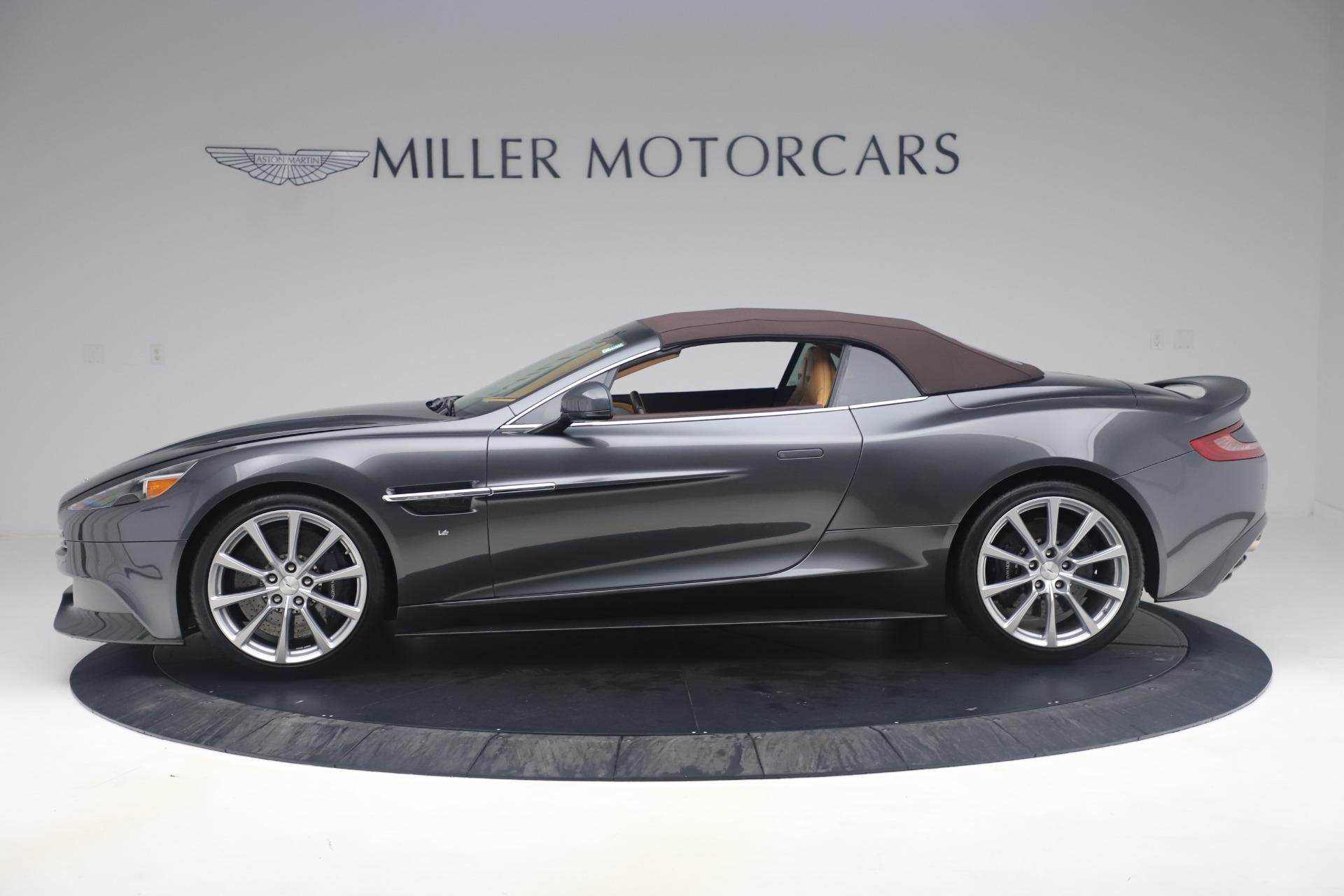Used 2016 Aston Martin Vanquish Volante For Sale In Greenwich, CT. Alfa Romeo of Greenwich, 7676 3542_p19