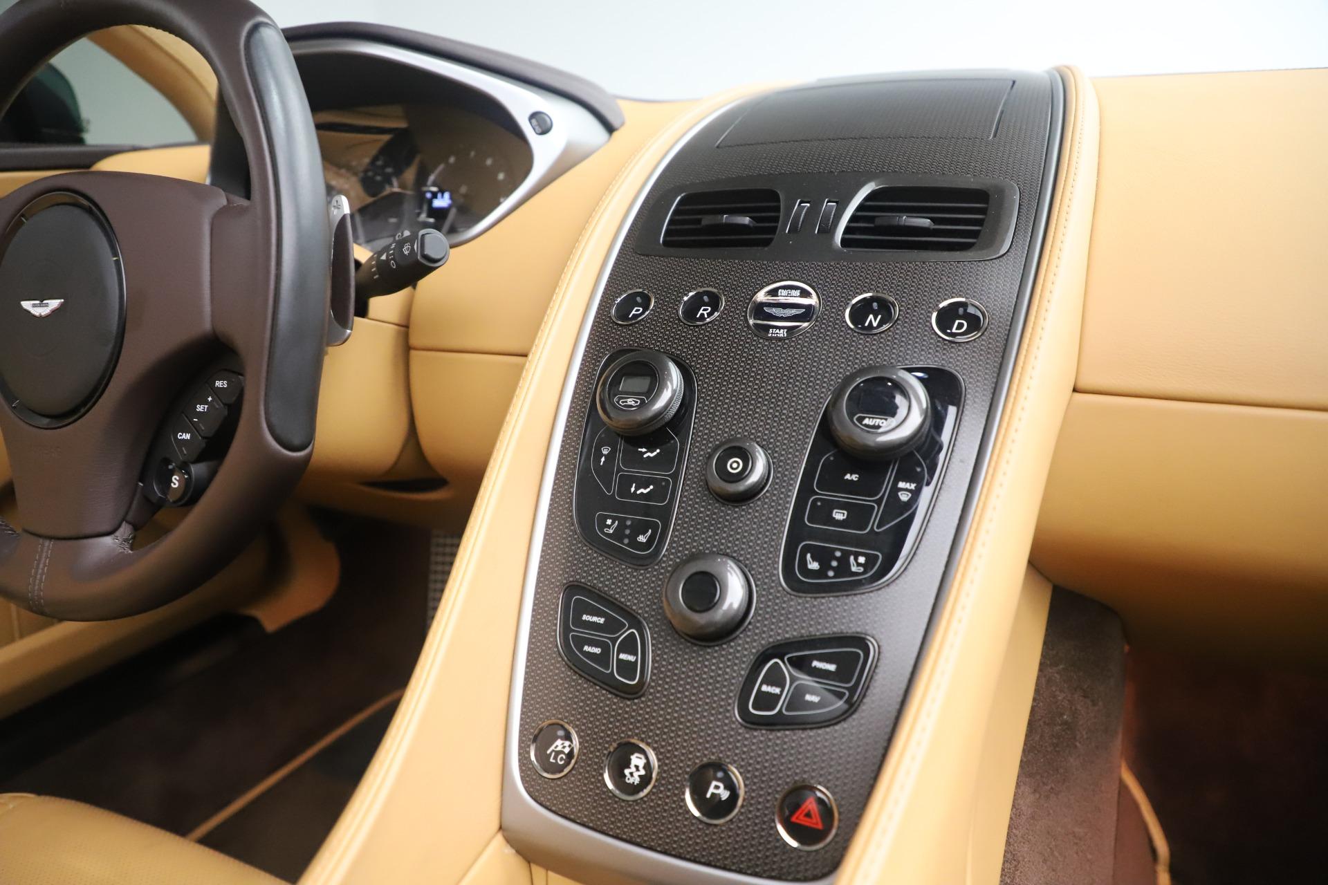 Used 2016 Aston Martin Vanquish Volante For Sale In Greenwich, CT. Alfa Romeo of Greenwich, 7676 3542_p25