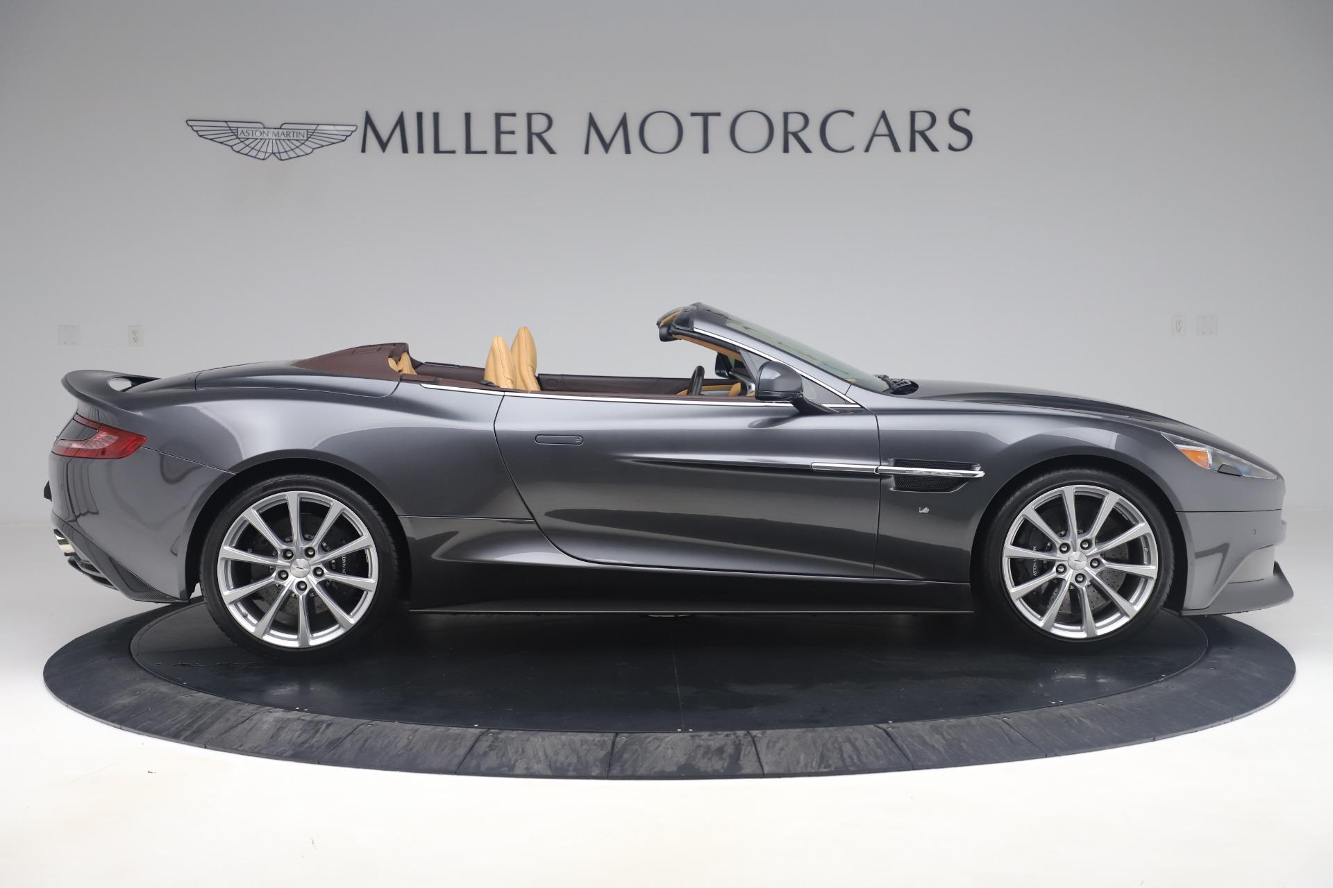 Used 2016 Aston Martin Vanquish Volante For Sale In Greenwich, CT. Alfa Romeo of Greenwich, 7676 3542_p8