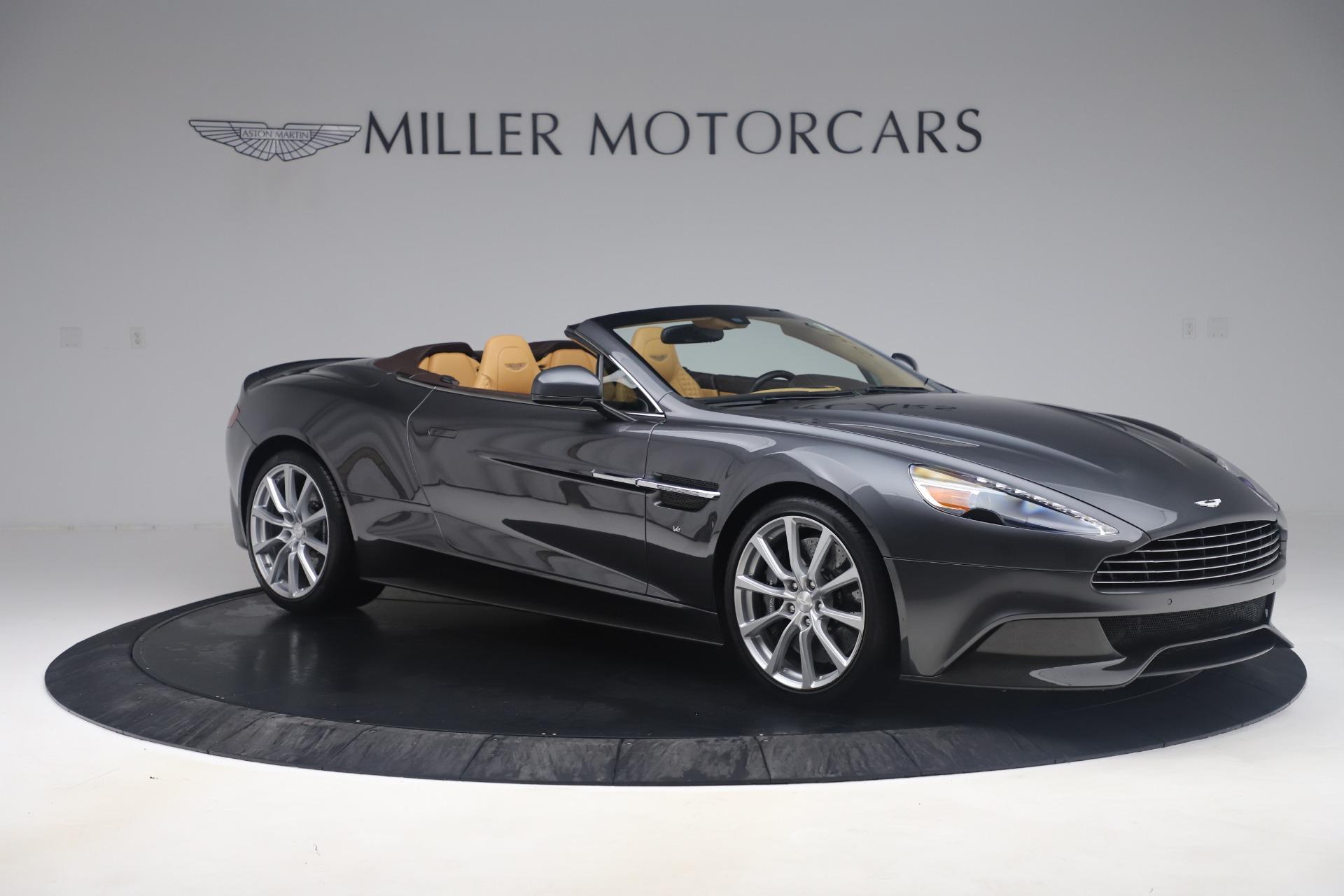 Used 2016 Aston Martin Vanquish Volante For Sale In Greenwich, CT. Alfa Romeo of Greenwich, 7676 3542_p9