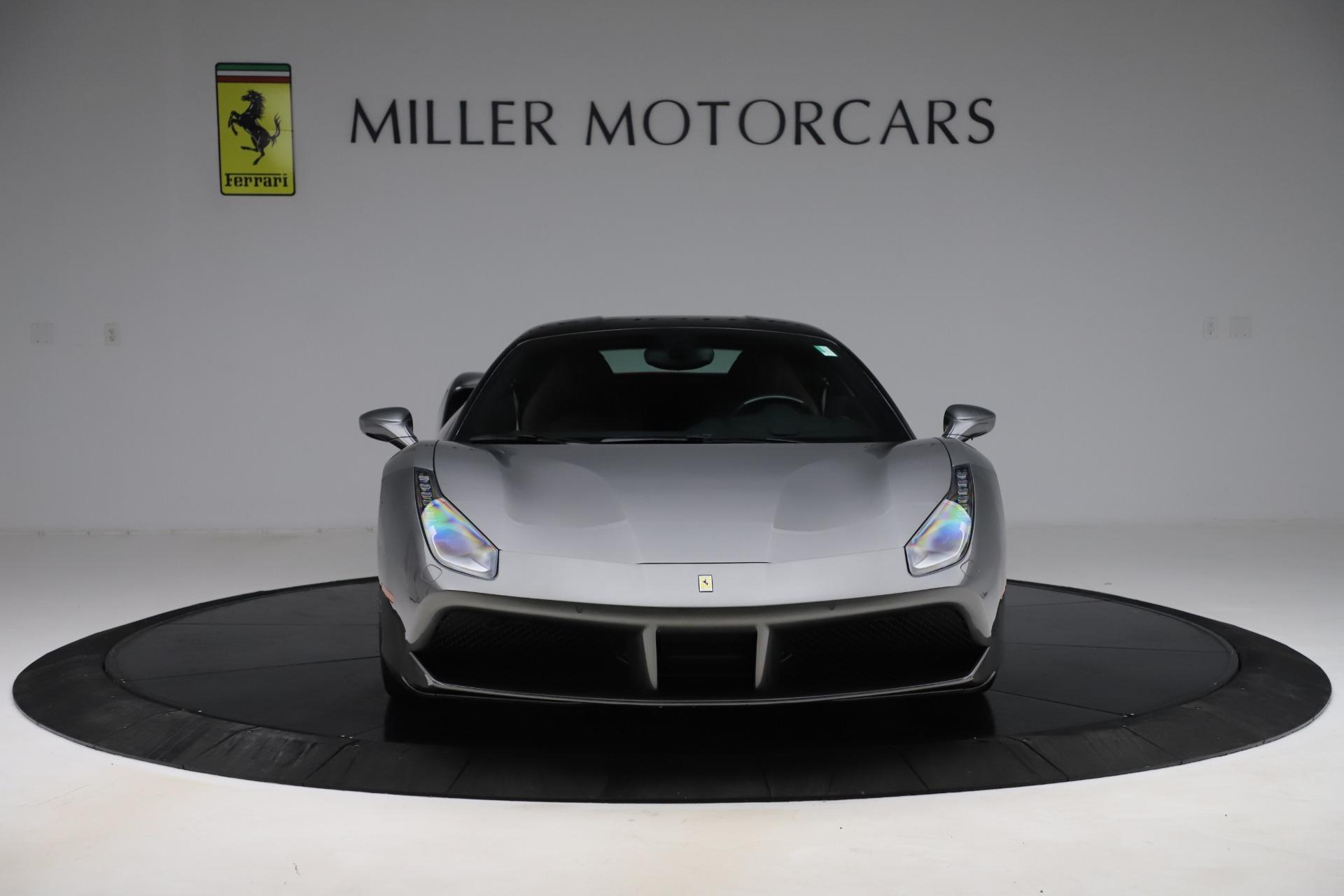 Used 2016 Ferrari 488 GTB  For Sale In Greenwich, CT. Alfa Romeo of Greenwich, 4616 3554_p12