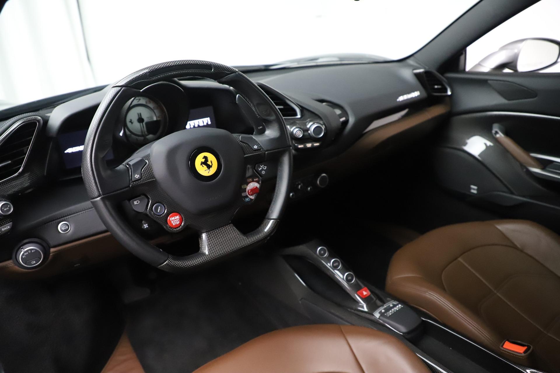 Used 2016 Ferrari 488 GTB  For Sale In Greenwich, CT. Alfa Romeo of Greenwich, 4616 3554_p13