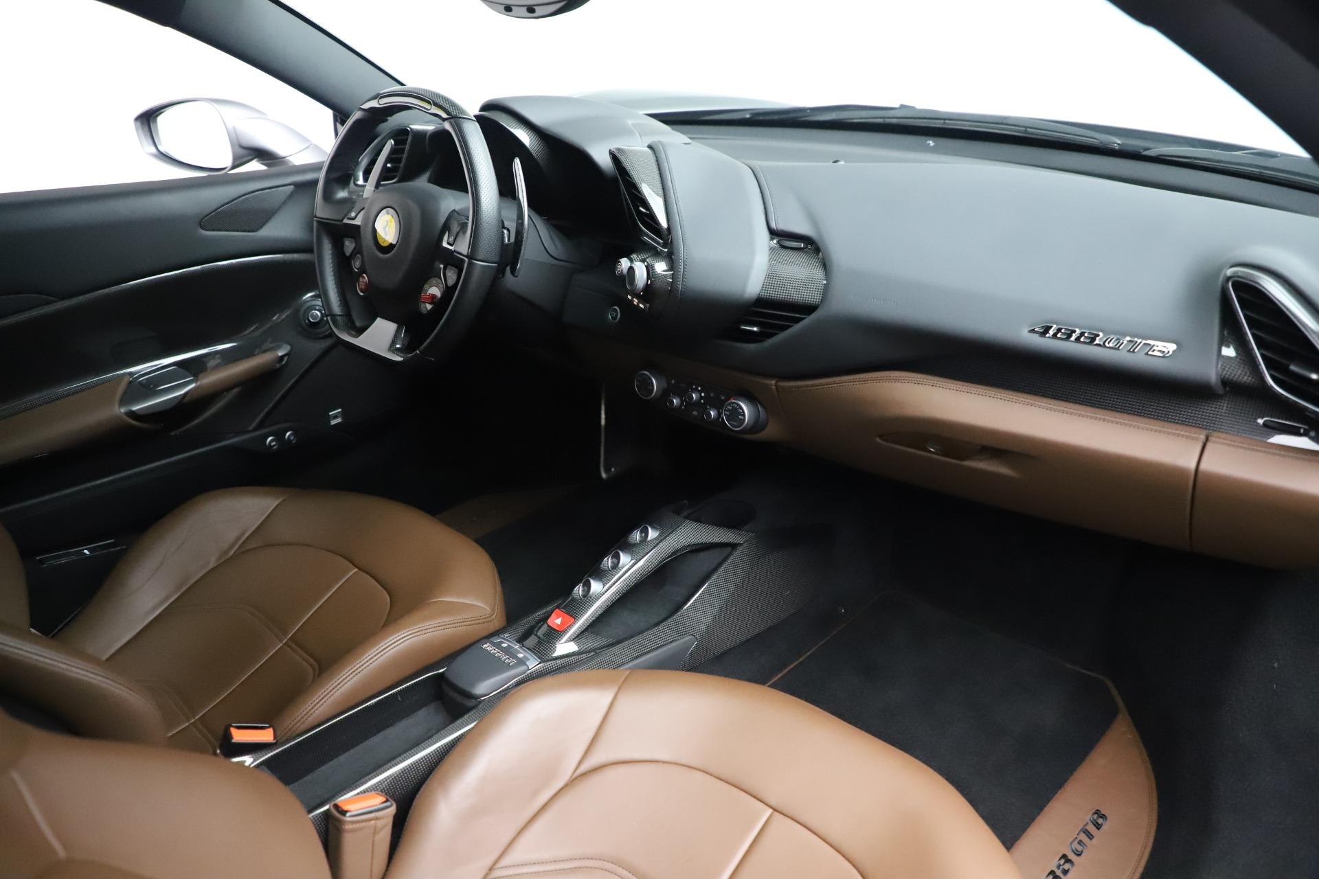 Used 2016 Ferrari 488 GTB  For Sale In Greenwich, CT. Alfa Romeo of Greenwich, 4616 3554_p17
