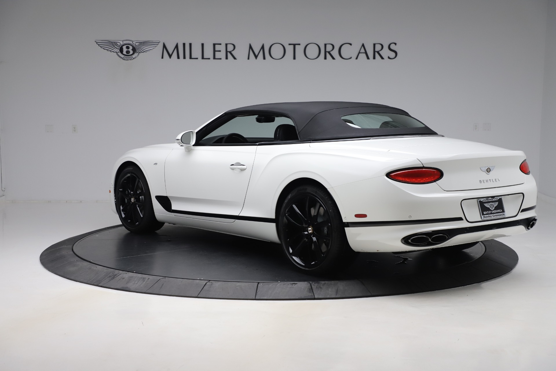 New 2020 Bentley Continental GTC V8 For Sale In Greenwich, CT. Alfa Romeo of Greenwich, B1451 3561_p11