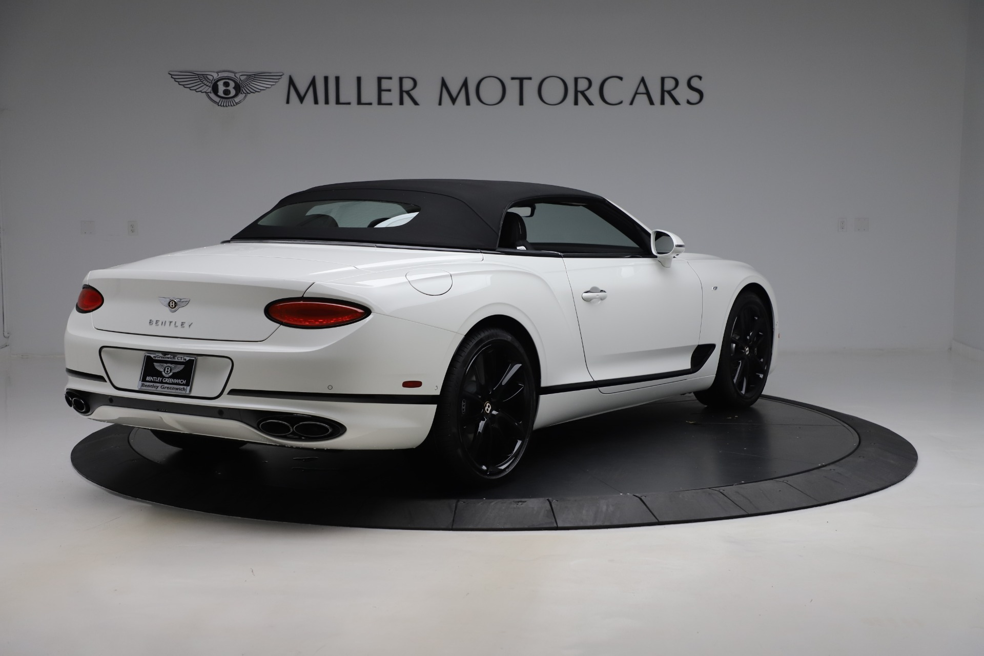 New 2020 Bentley Continental GTC V8 For Sale In Greenwich, CT. Alfa Romeo of Greenwich, B1451 3561_p12