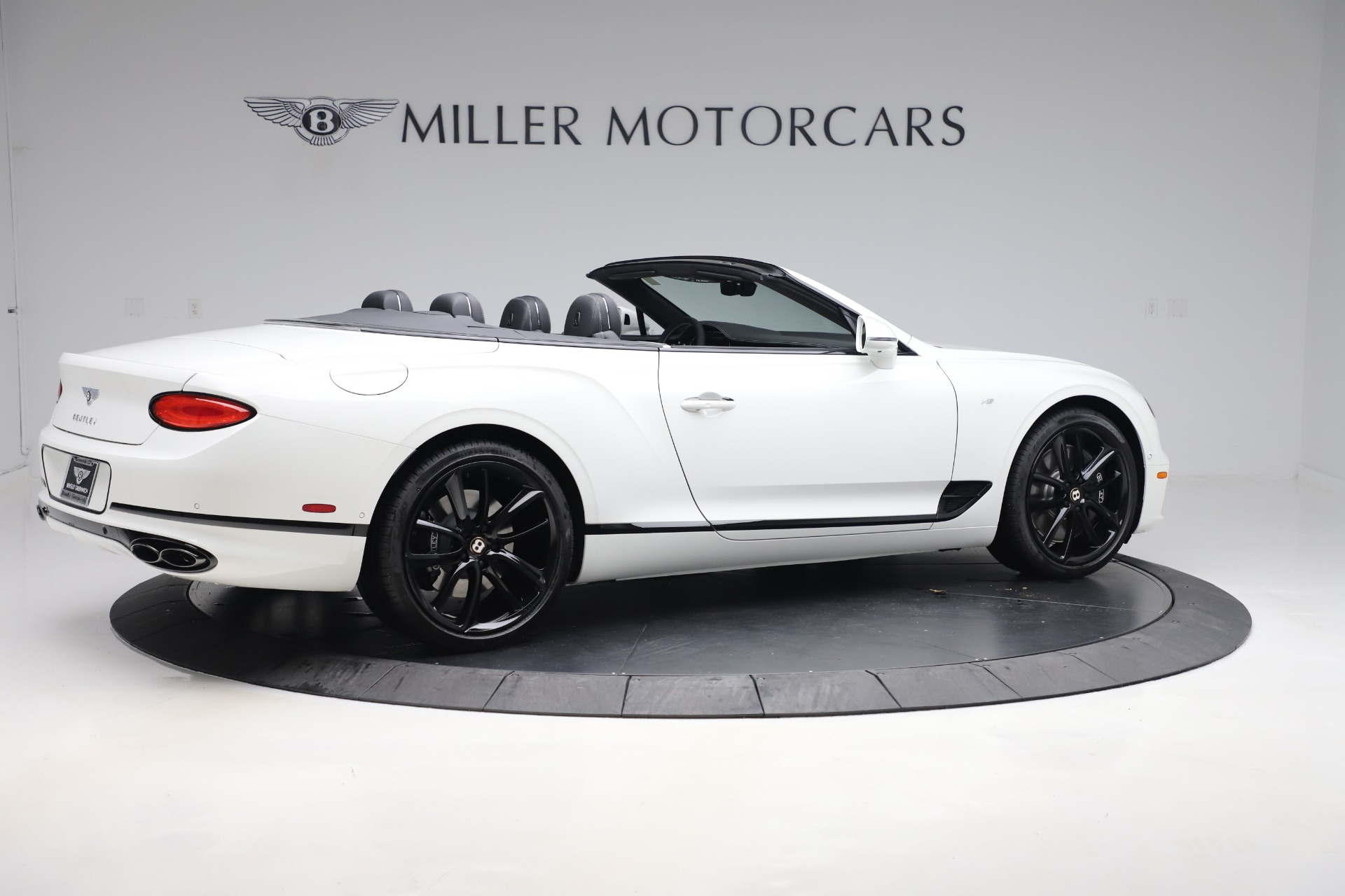 New 2020 Bentley Continental GTC V8 For Sale In Greenwich, CT. Alfa Romeo of Greenwich, B1451 3561_p7