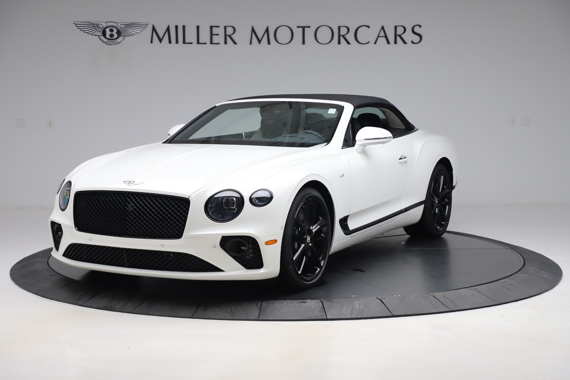 New 2020 Bentley Continental GTC V8 For Sale In Greenwich, CT. Alfa Romeo of Greenwich, B1451 3561_p8