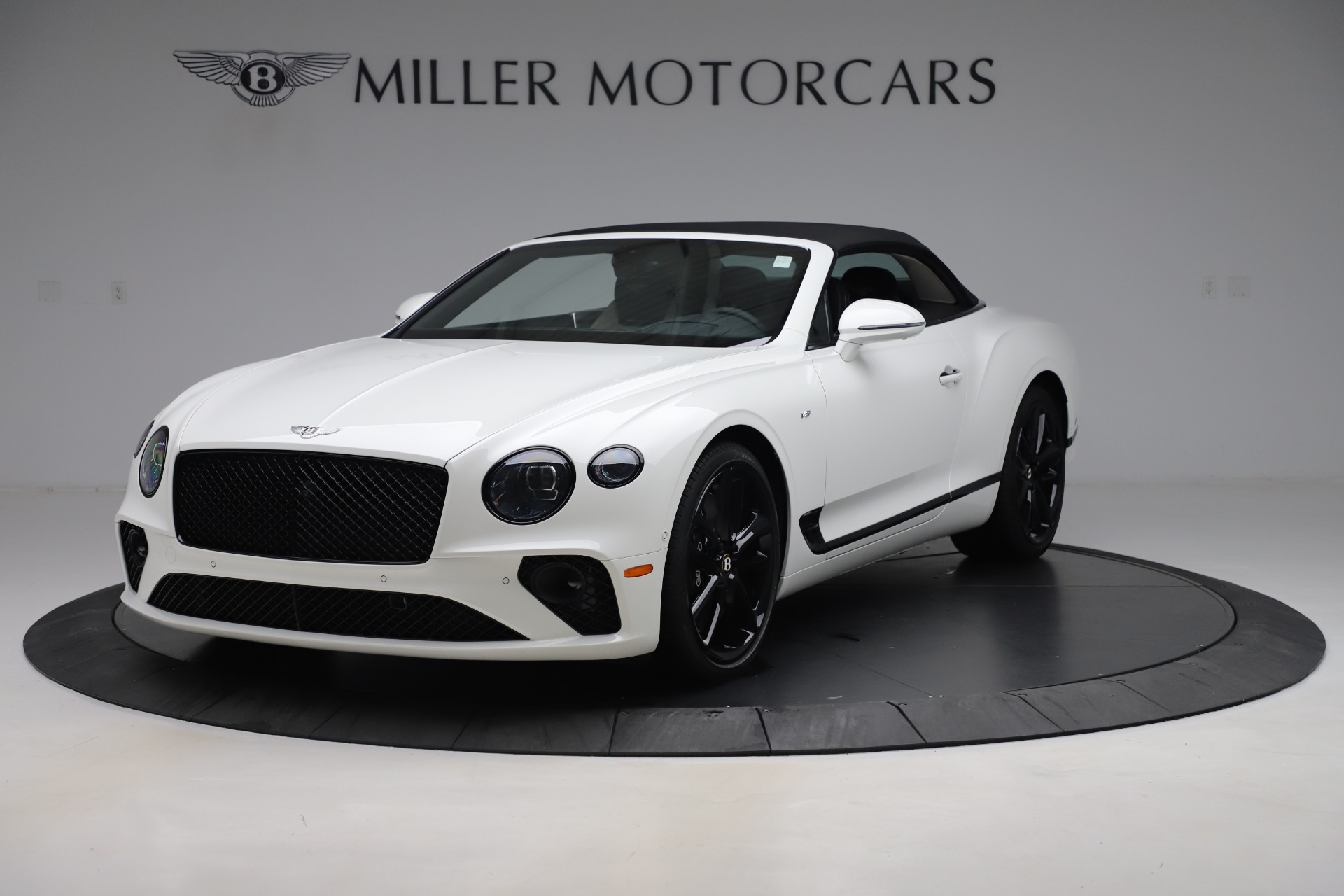 New 2020 Bentley Continental GTC V8 For Sale In Greenwich, CT. Alfa Romeo of Greenwich, B1451 3561_p9