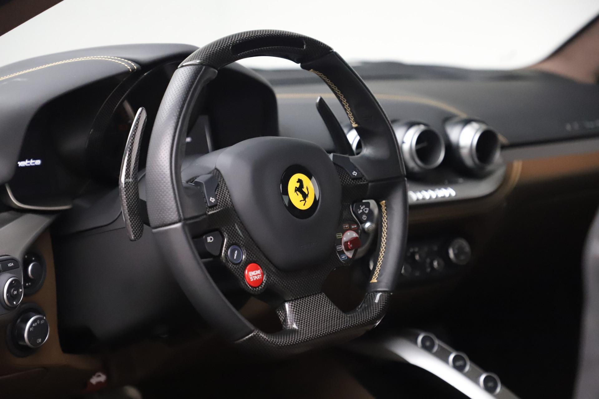 Used 2017 Ferrari F12 Berlinetta  For Sale In Greenwich, CT. Alfa Romeo of Greenwich, 4621 3563_p23