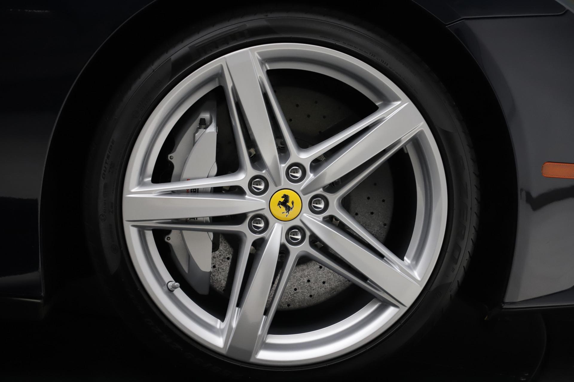 Used 2017 Ferrari F12 Berlinetta  For Sale In Greenwich, CT. Alfa Romeo of Greenwich, 4621 3563_p25