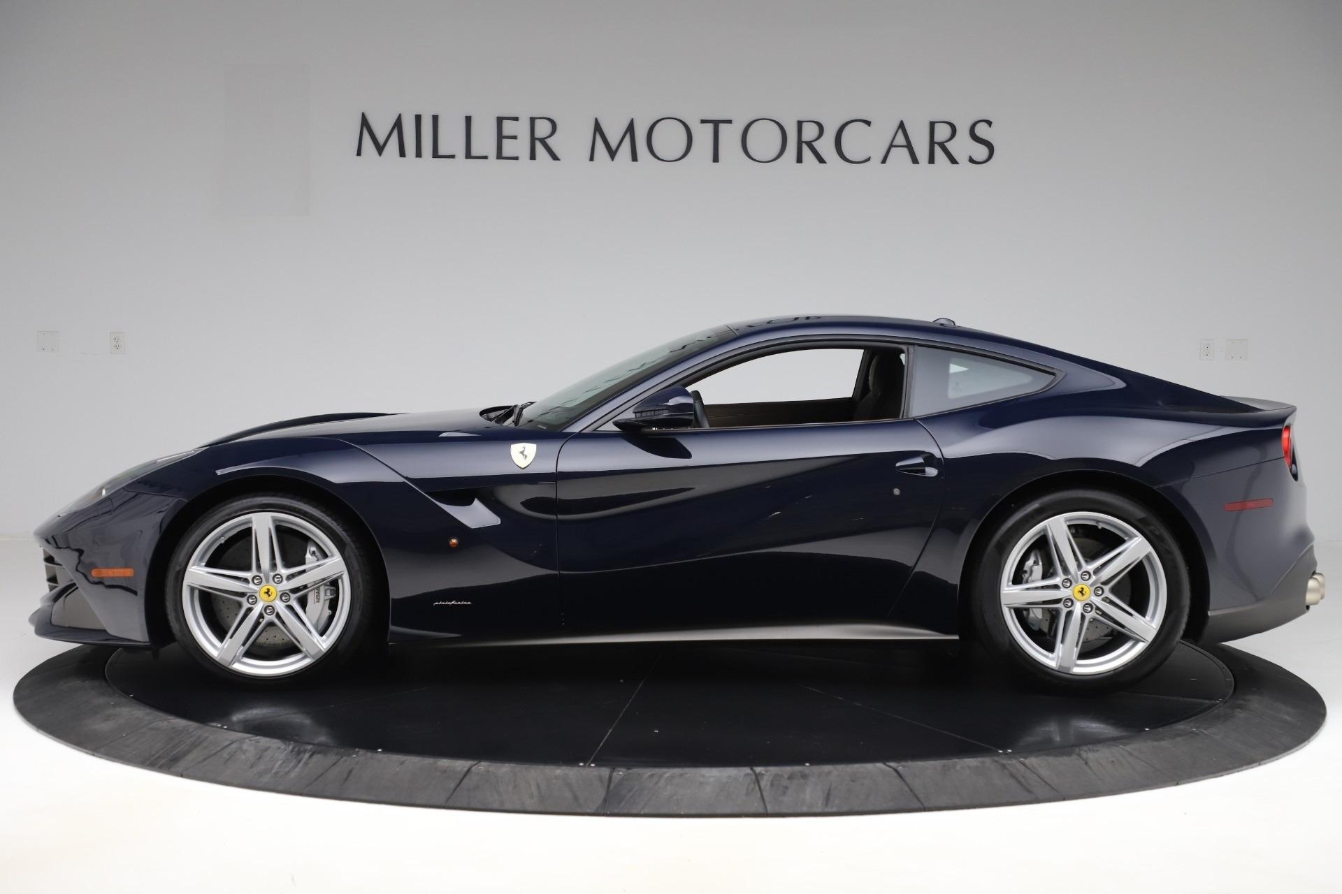 Used 2017 Ferrari F12 Berlinetta  For Sale In Greenwich, CT. Alfa Romeo of Greenwich, 4621 3563_p3