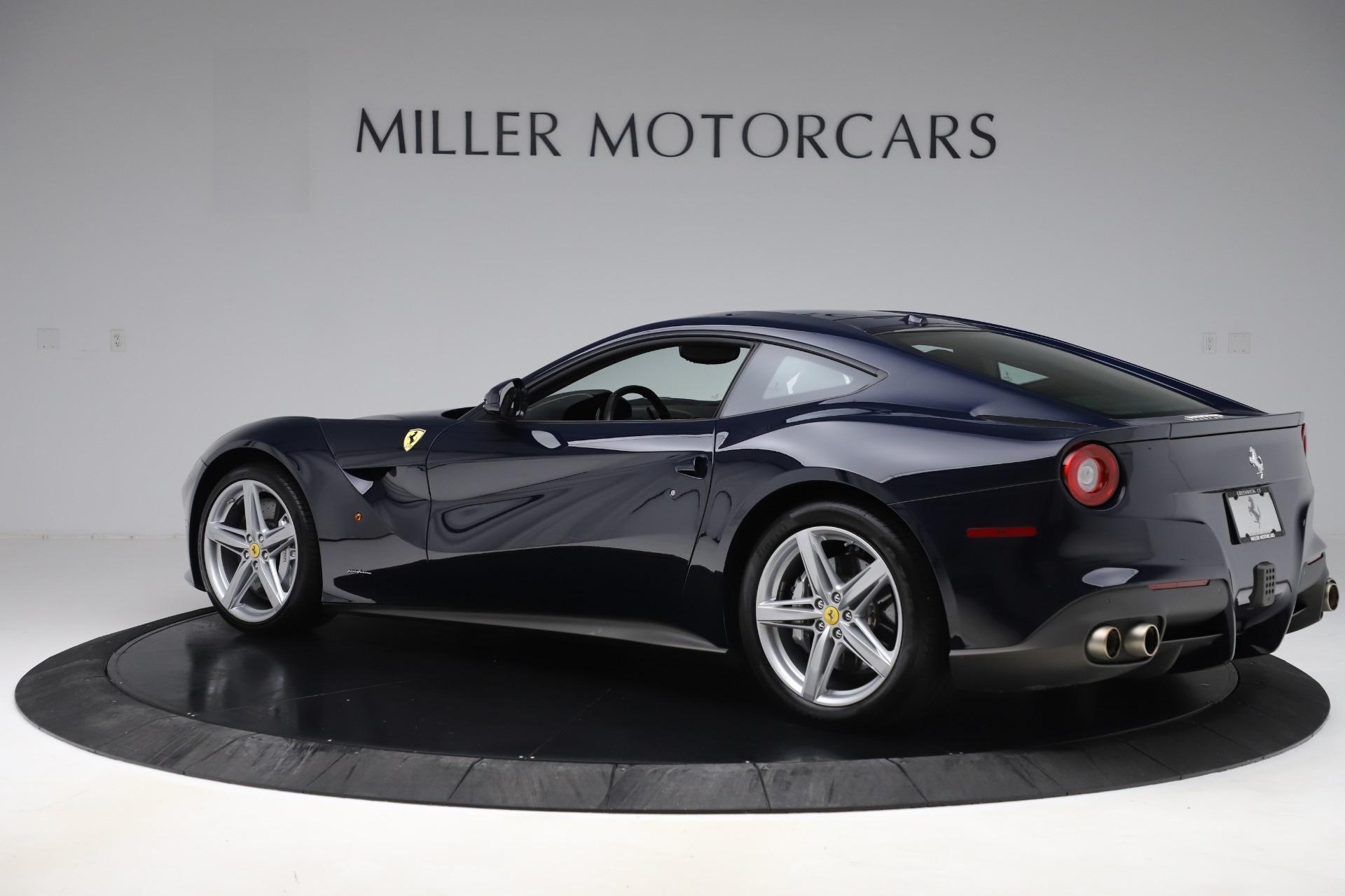 Used 2017 Ferrari F12 Berlinetta  For Sale In Greenwich, CT. Alfa Romeo of Greenwich, 4621 3563_p4