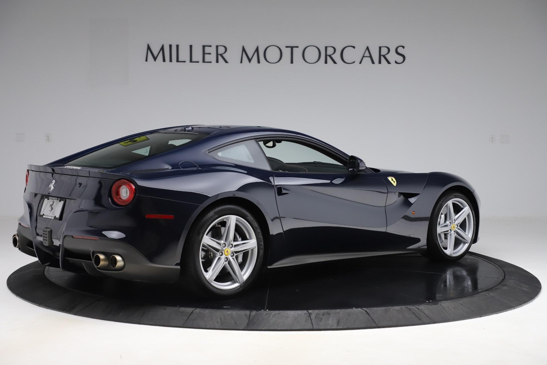 Used 2017 Ferrari F12 Berlinetta  For Sale In Greenwich, CT. Alfa Romeo of Greenwich, 4621 3563_p8