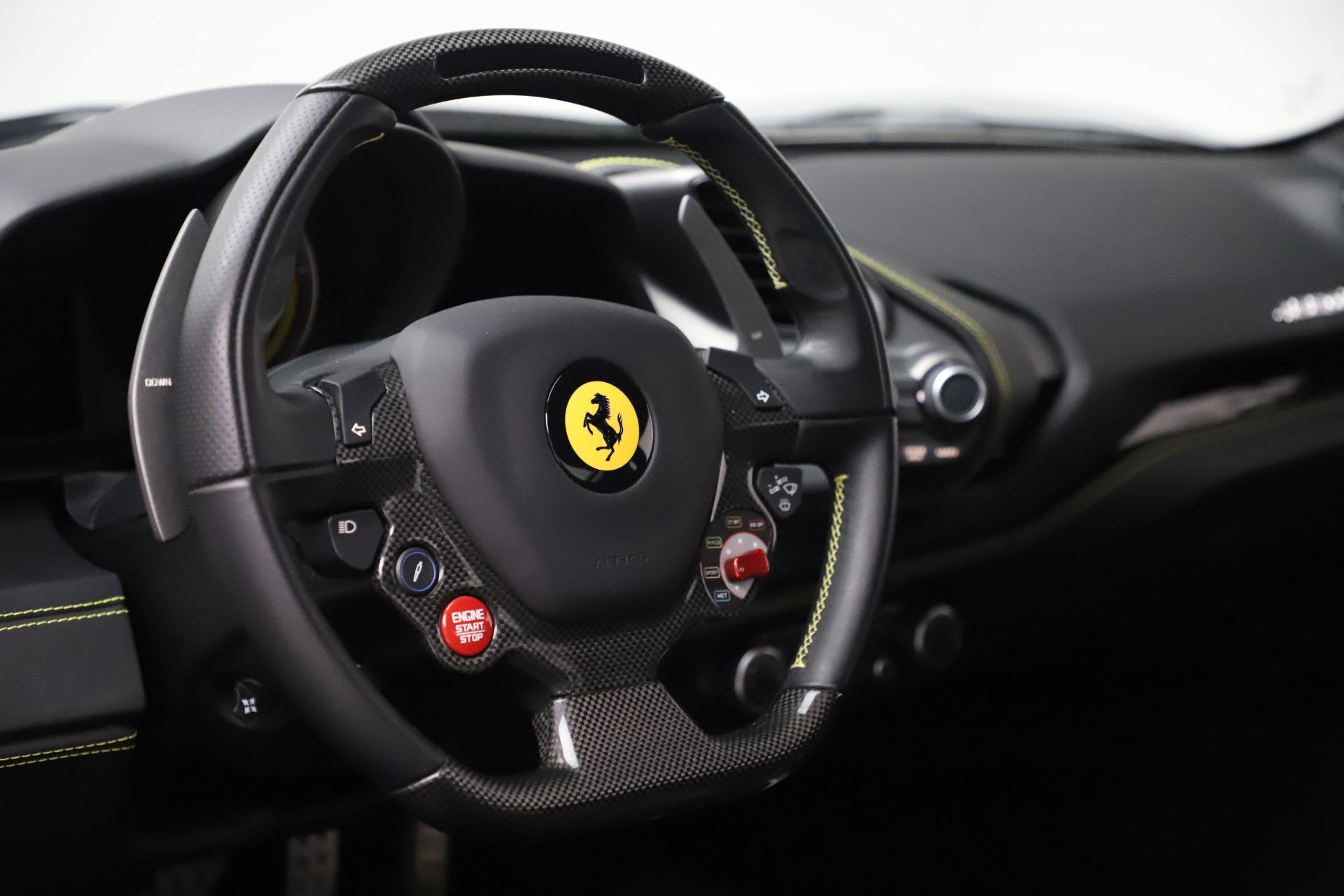 Used 2016 Ferrari 488 GTB  For Sale In Greenwich, CT. Alfa Romeo of Greenwich, 4622 3564_p21
