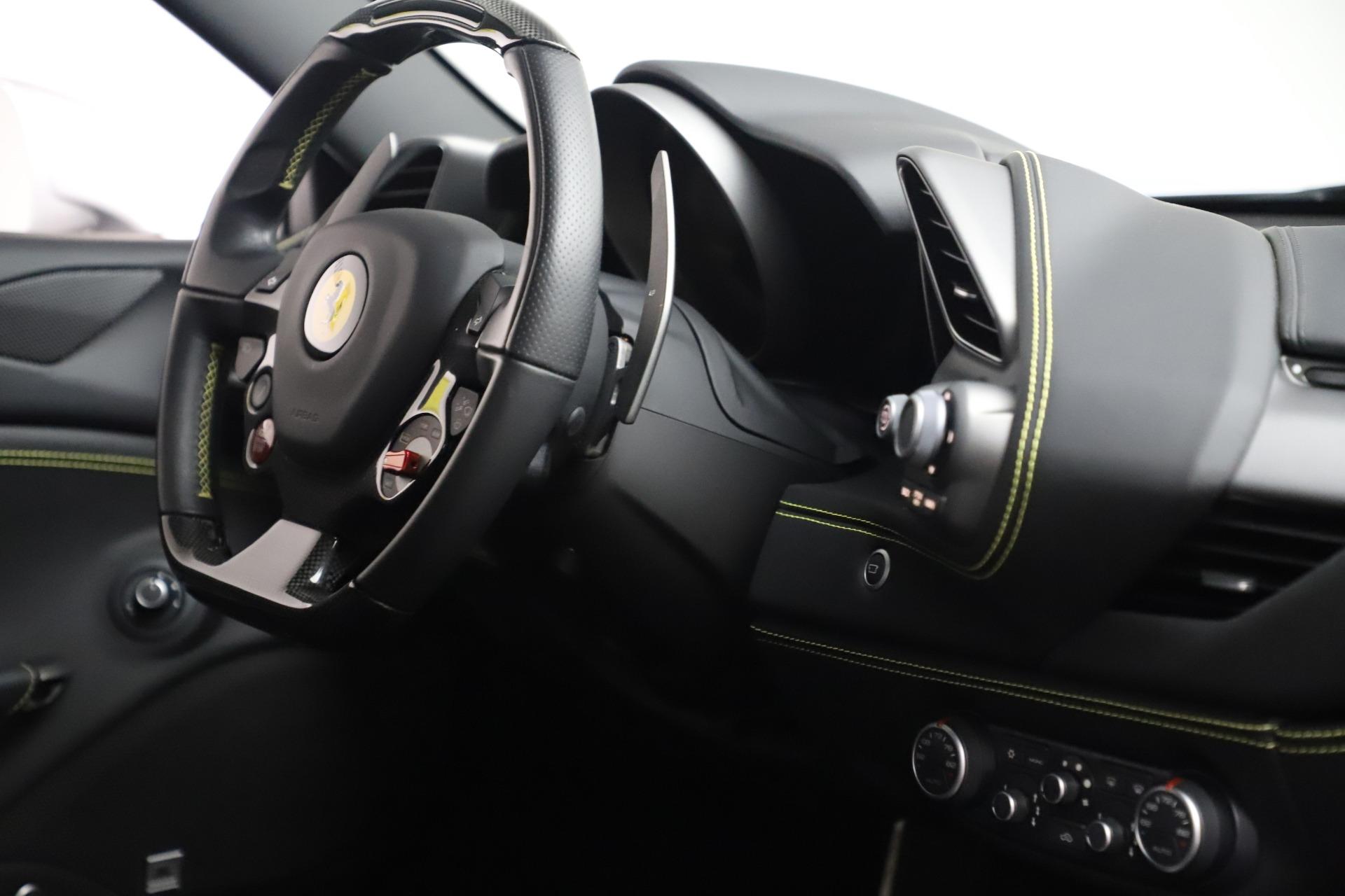 Used 2016 Ferrari 488 GTB  For Sale In Greenwich, CT. Alfa Romeo of Greenwich, 4622 3564_p24
