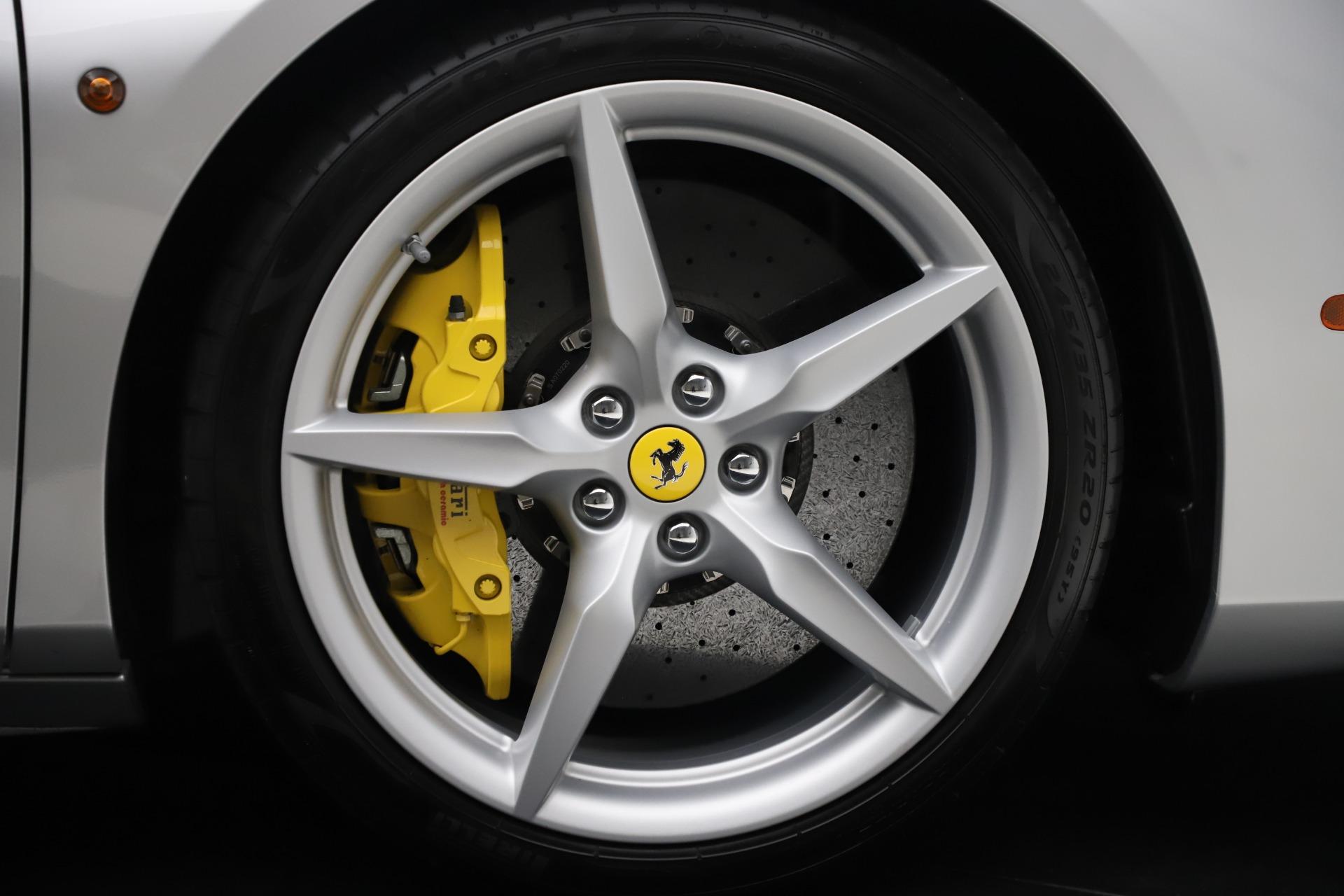 Used 2016 Ferrari 488 GTB  For Sale In Greenwich, CT. Alfa Romeo of Greenwich, 4622 3564_p25