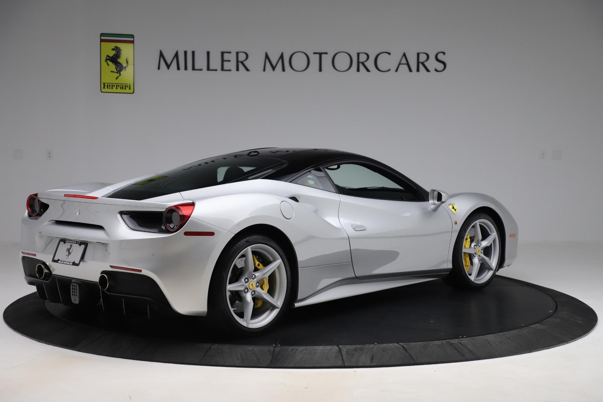 Used 2016 Ferrari 488 GTB  For Sale In Greenwich, CT. Alfa Romeo of Greenwich, 4622 3564_p8