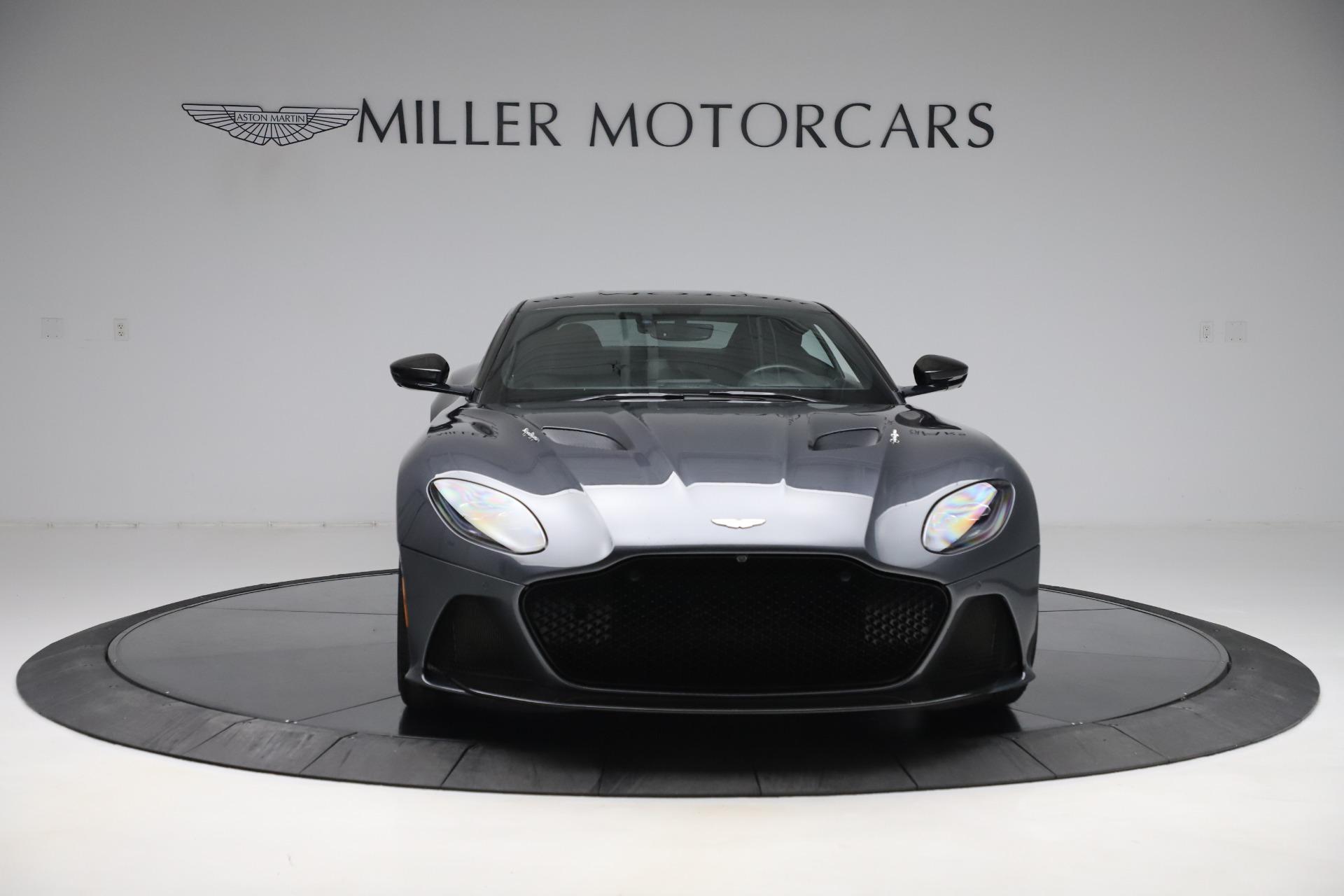 Used 2019 Aston Martin DBS Superleggera Coupe For Sale In Greenwich, CT. Alfa Romeo of Greenwich, A1438B 3570_p12