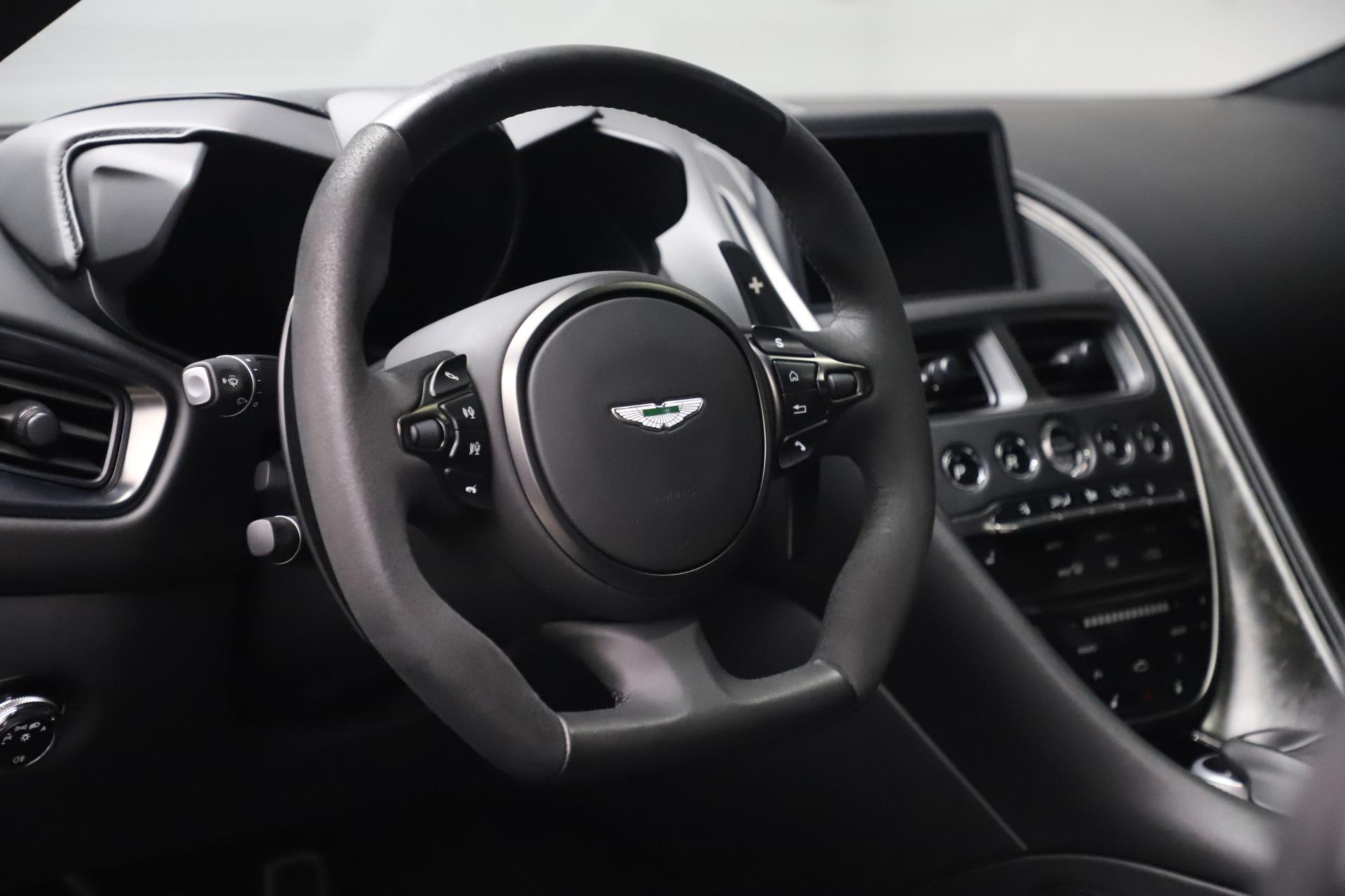 Used 2019 Aston Martin DBS Superleggera Coupe For Sale In Greenwich, CT. Alfa Romeo of Greenwich, A1438B 3570_p16