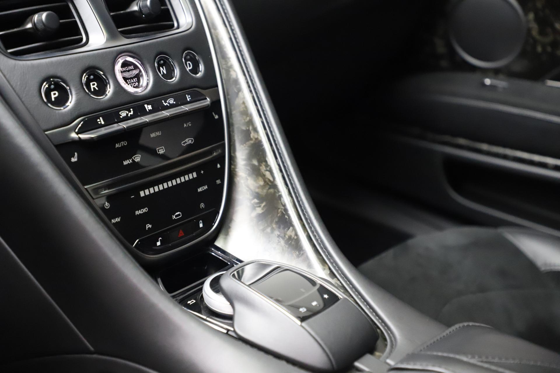 Used 2019 Aston Martin DBS Superleggera Coupe For Sale In Greenwich, CT. Alfa Romeo of Greenwich, A1438B 3570_p21