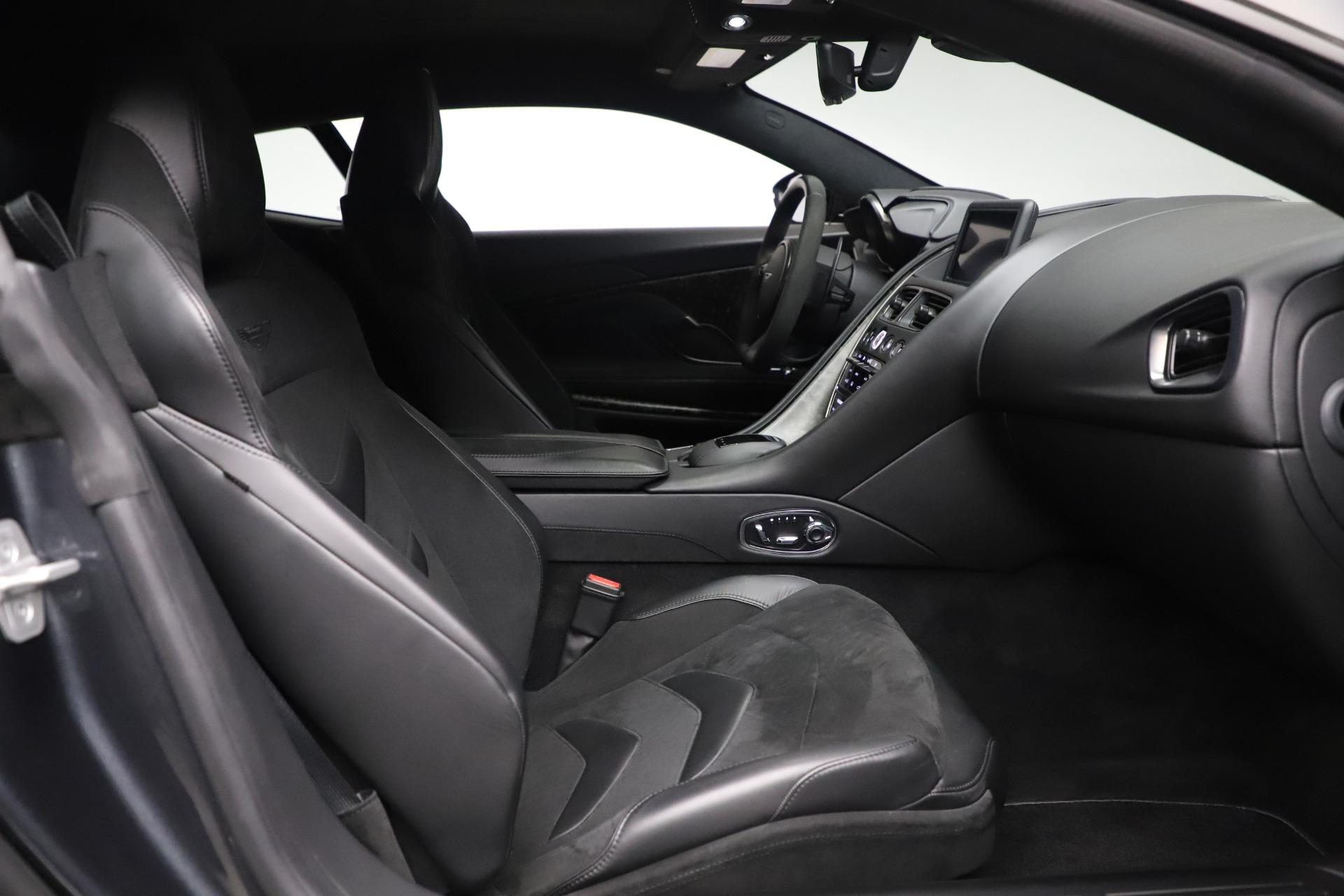 Used 2019 Aston Martin DBS Superleggera Coupe For Sale In Greenwich, CT. Alfa Romeo of Greenwich, A1438B 3570_p23