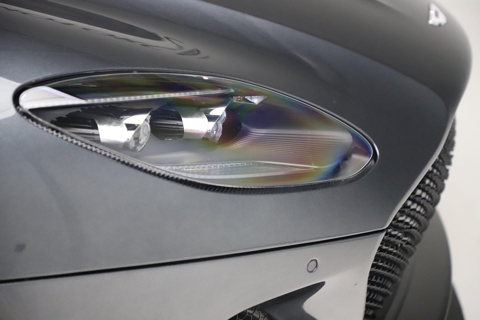 Used 2019 Aston Martin DBS Superleggera Coupe For Sale In Greenwich, CT. Alfa Romeo of Greenwich, A1438B 3570_p29