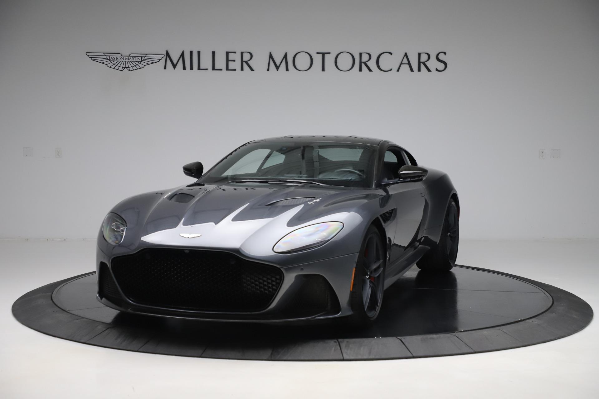 Used 2019 Aston Martin DBS Superleggera Coupe For Sale In Greenwich, CT. Alfa Romeo of Greenwich, A1438B 3570_p2