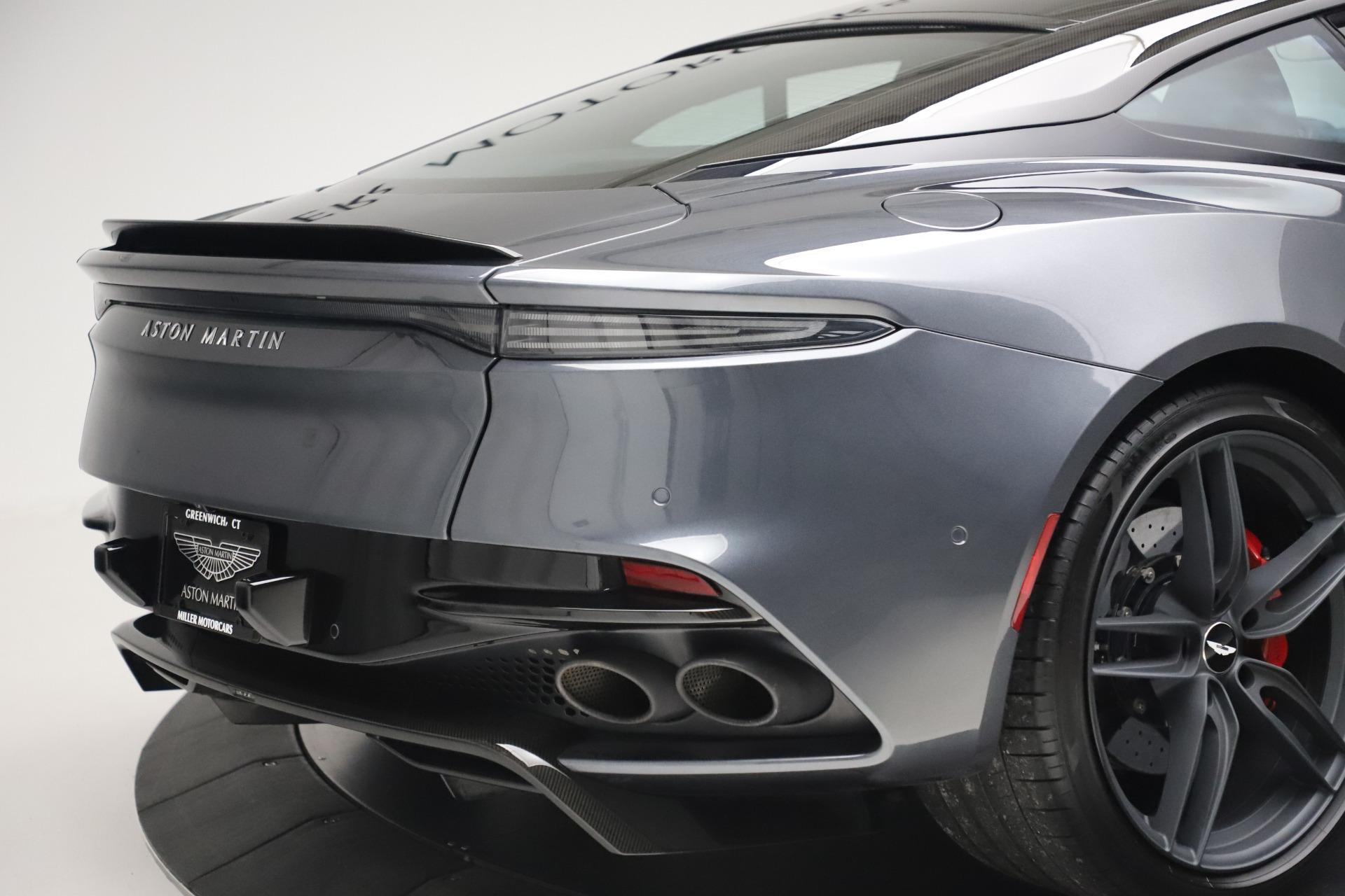 Used 2019 Aston Martin DBS Superleggera Coupe For Sale In Greenwich, CT. Alfa Romeo of Greenwich, A1438B 3570_p30