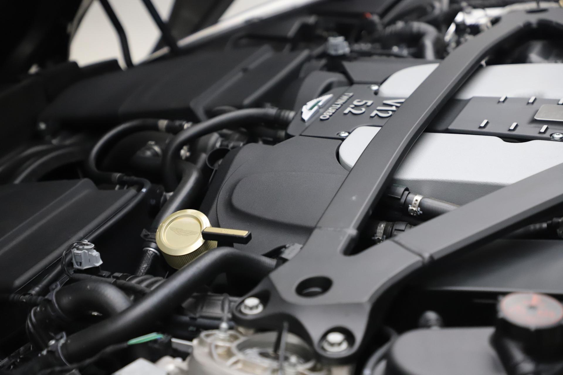 Used 2019 Aston Martin DBS Superleggera Coupe For Sale In Greenwich, CT. Alfa Romeo of Greenwich, A1438B 3570_p32