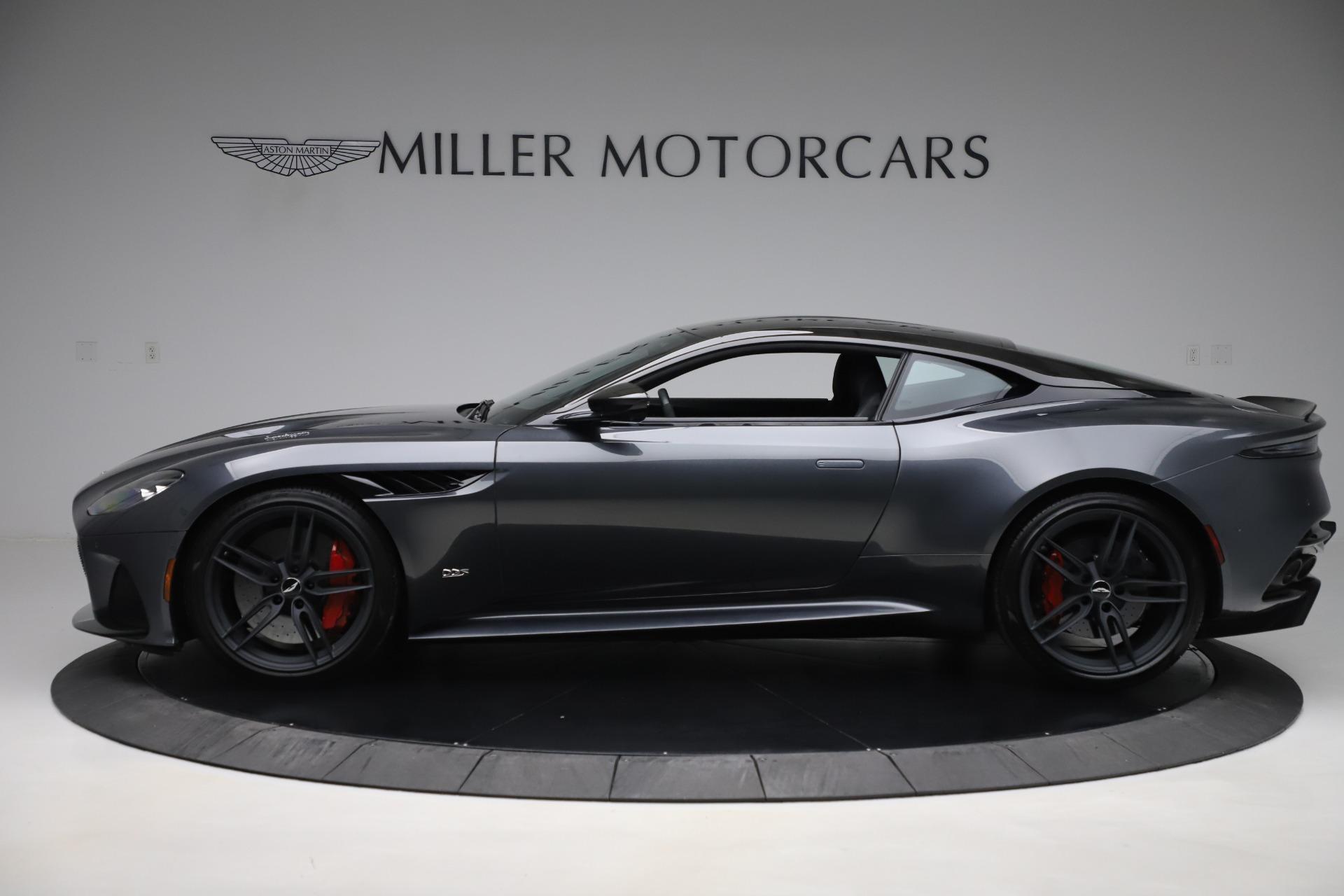 Used 2019 Aston Martin DBS Superleggera Coupe For Sale In Greenwich, CT. Alfa Romeo of Greenwich, A1438B 3570_p3