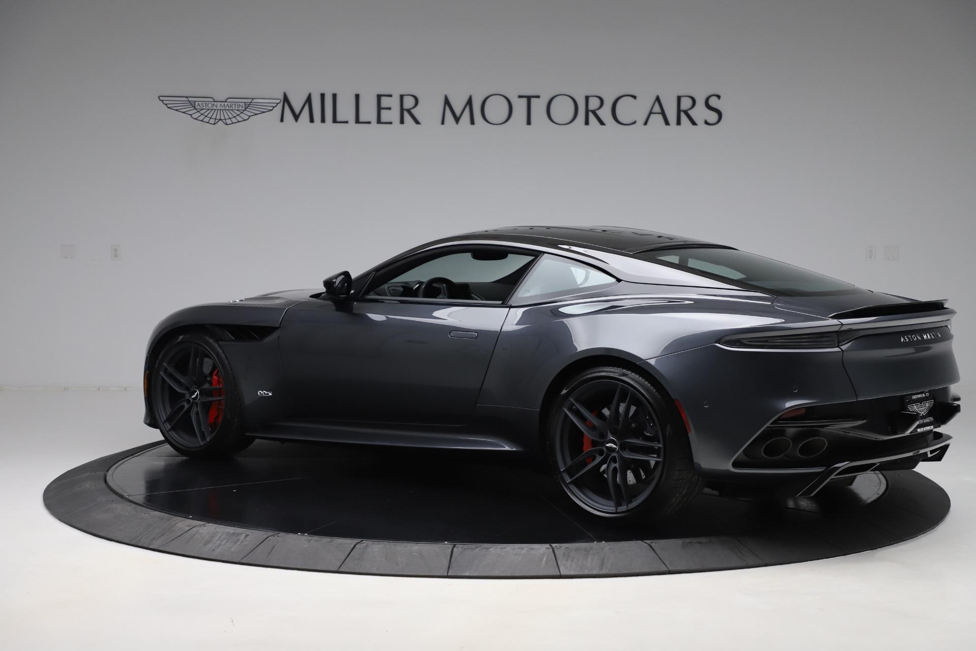 Used 2019 Aston Martin DBS Superleggera Coupe For Sale In Greenwich, CT. Alfa Romeo of Greenwich, A1438B 3570_p4