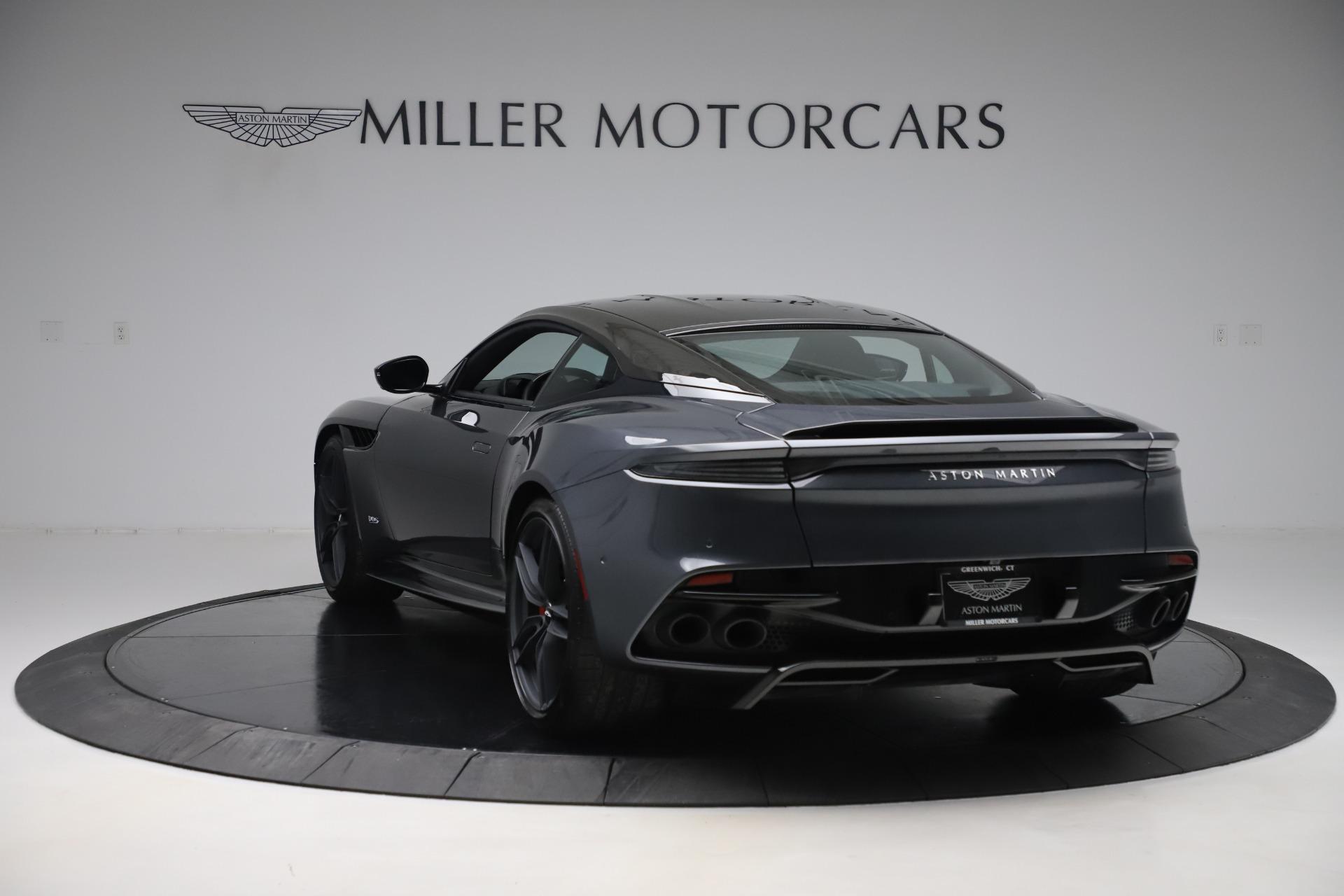 Used 2019 Aston Martin DBS Superleggera Coupe For Sale In Greenwich, CT. Alfa Romeo of Greenwich, A1438B 3570_p5