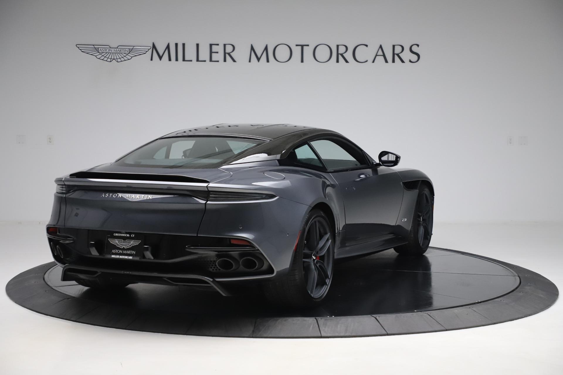 Used 2019 Aston Martin DBS Superleggera Coupe For Sale In Greenwich, CT. Alfa Romeo of Greenwich, A1438B 3570_p7