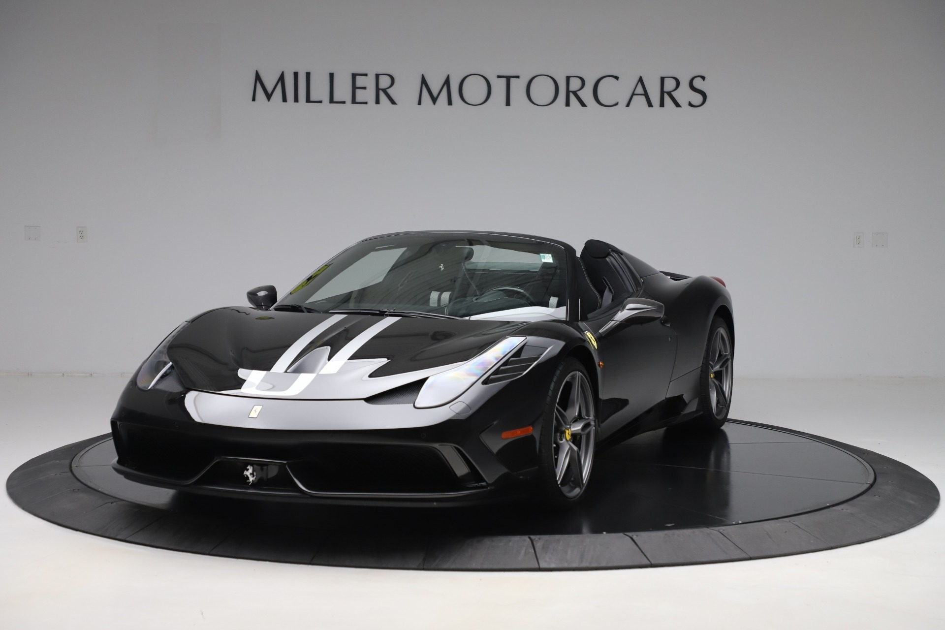 Used 2015 Ferrari 458 Speciale Aperta  For Sale In Greenwich, CT. Alfa Romeo of Greenwich, 4625