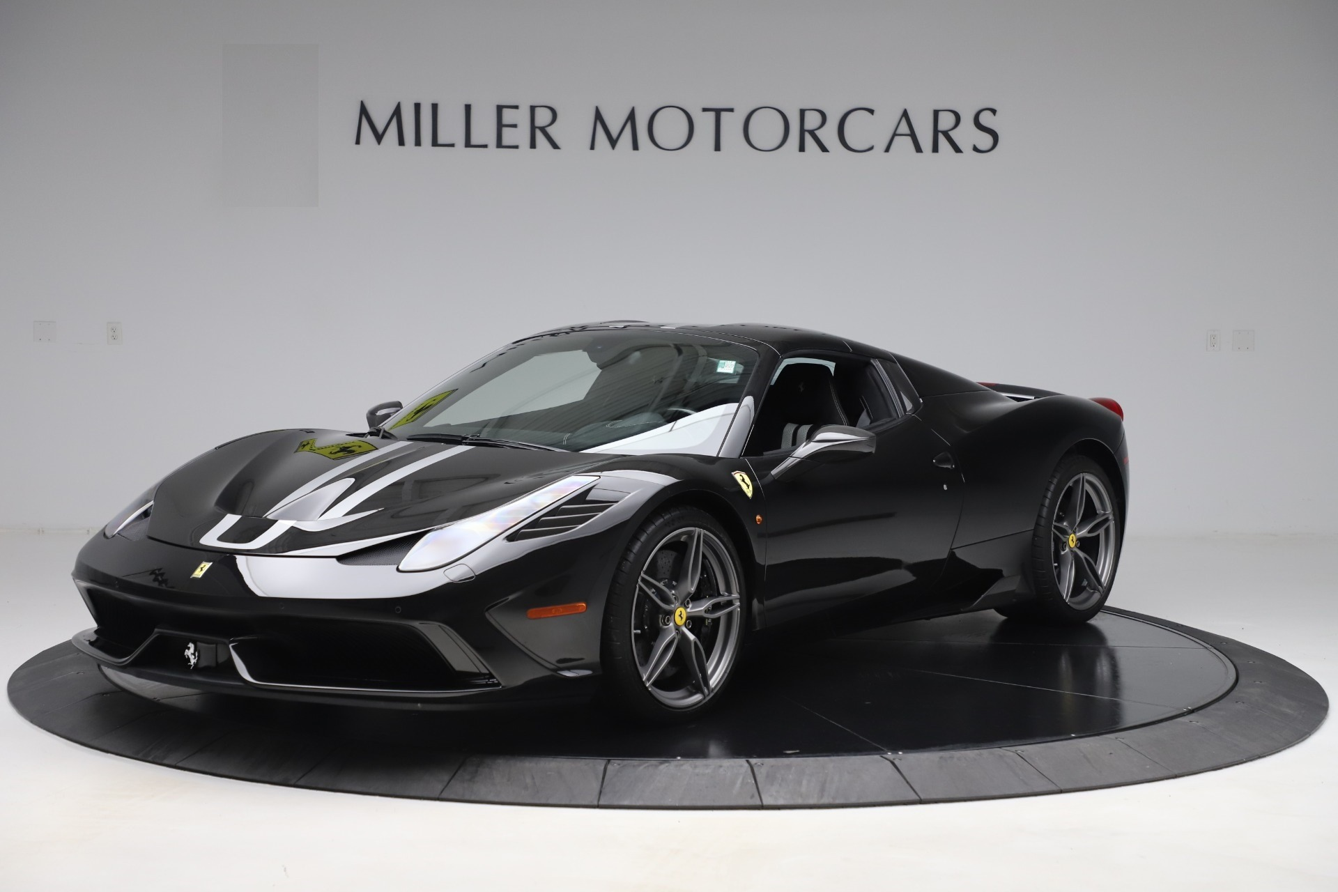 Used 2015 Ferrari 458 Speciale Aperta  For Sale In Greenwich, CT. Alfa Romeo of Greenwich, 4625 3571_p13
