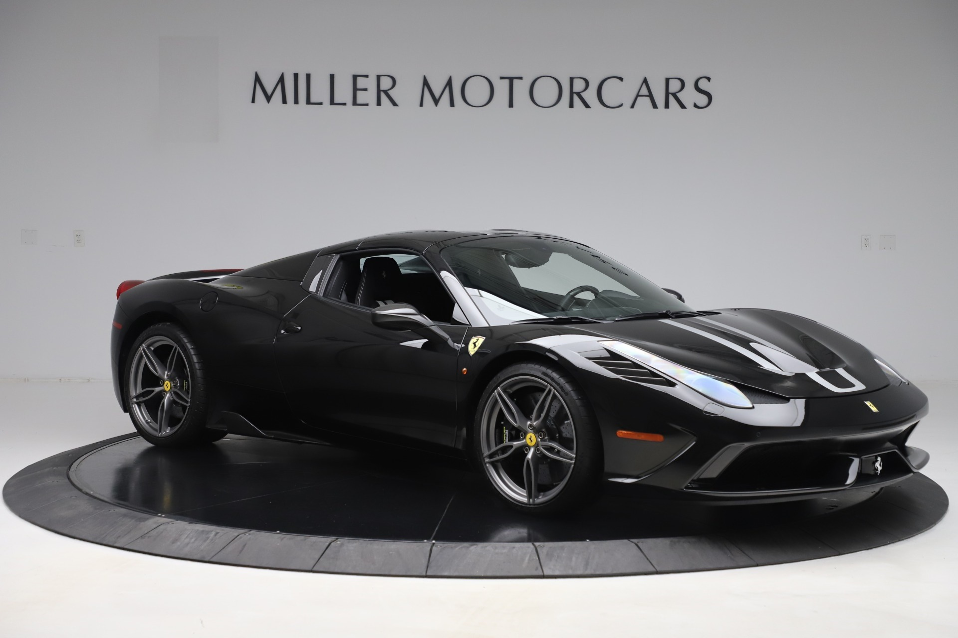 Used 2015 Ferrari 458 Speciale Aperta  For Sale In Greenwich, CT. Alfa Romeo of Greenwich, 4625 3571_p18