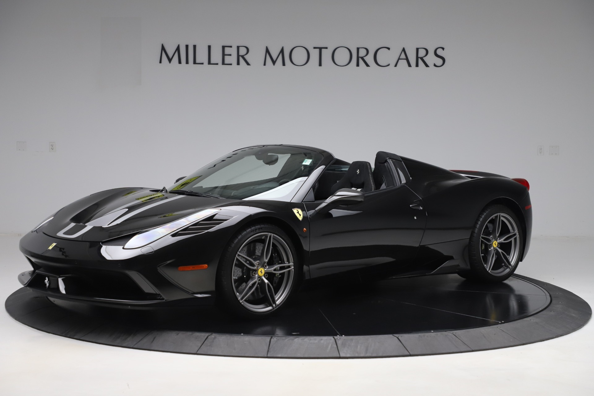Used 2015 Ferrari 458 Speciale Aperta  For Sale In Greenwich, CT. Alfa Romeo of Greenwich, 4625 3571_p2