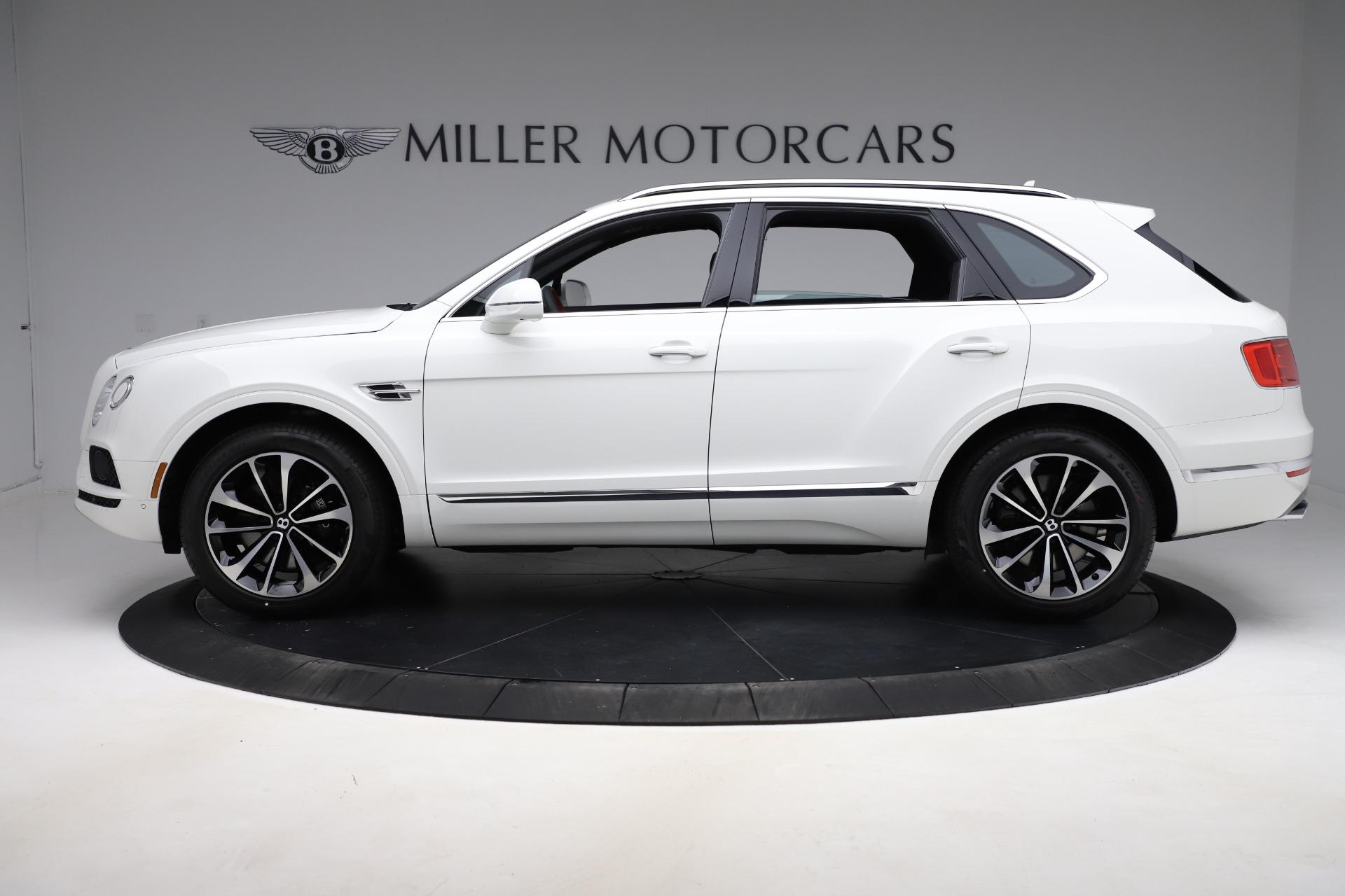 New 2020 Bentley Bentayga V8 For Sale In Greenwich, CT. Alfa Romeo of Greenwich, 381191 3573_p3