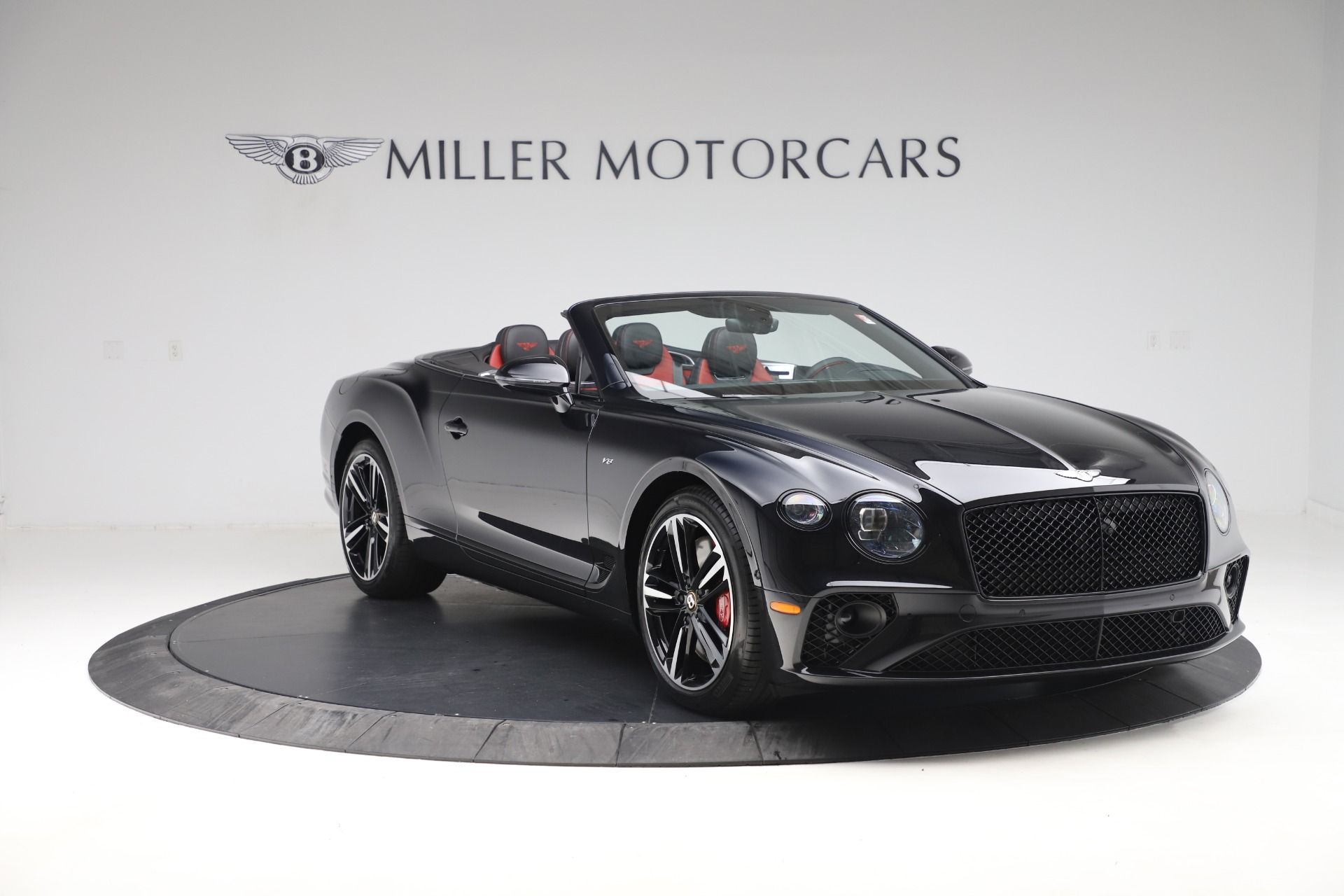 New 2020 Bentley Continental GTC V8 For Sale In Greenwich, CT. Alfa Romeo of Greenwich, B1454 3575_p11